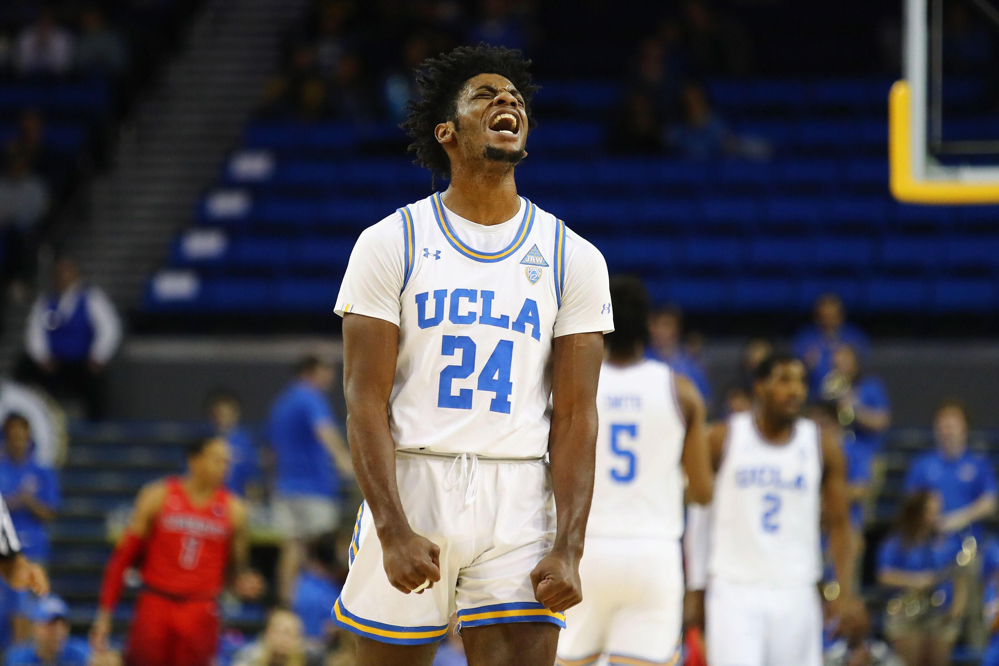 UCLA Basketball: Looking at the front court after Moses Brown's exit