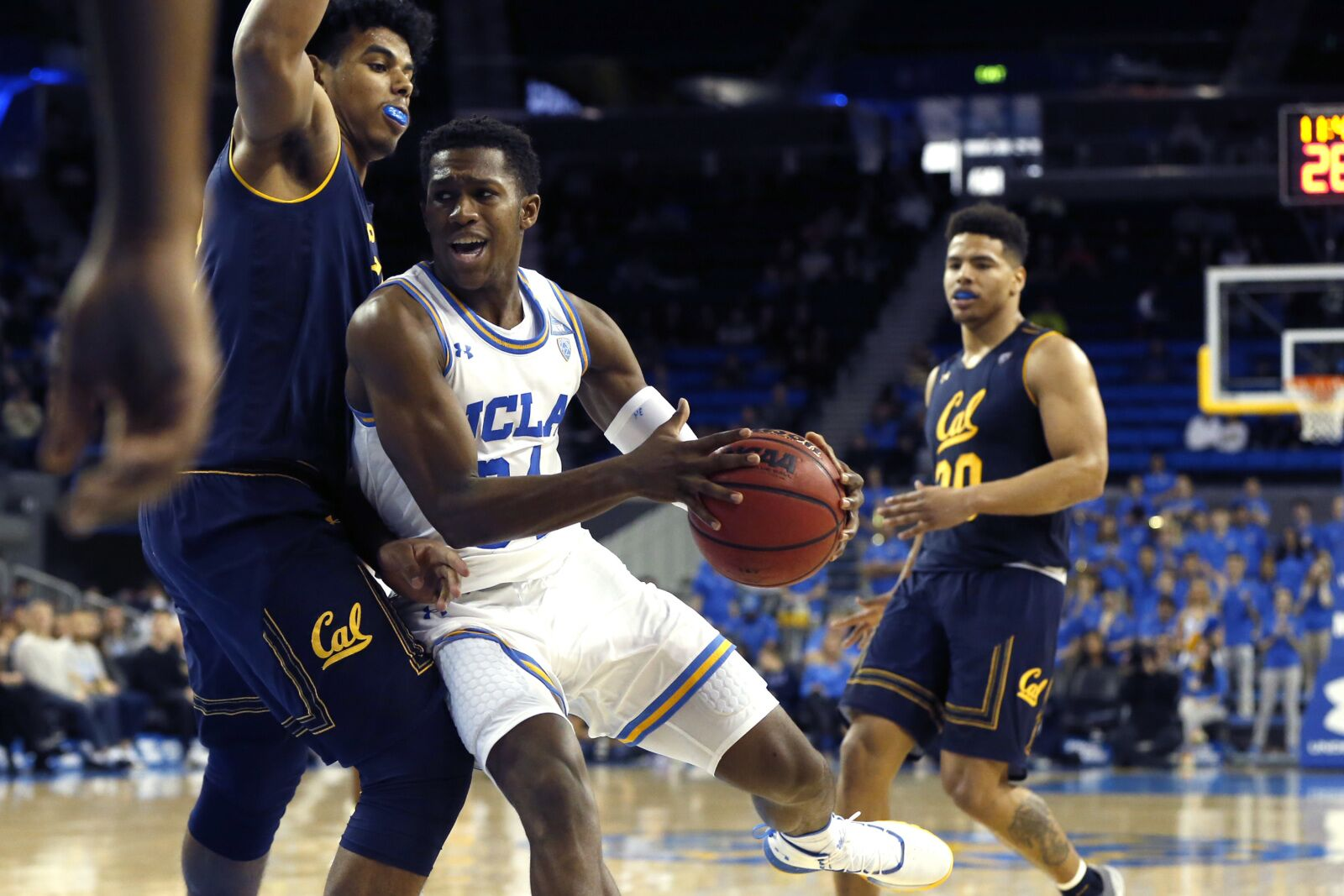 UCLA Basketball: David Singleton could be the key to success in 2019-20