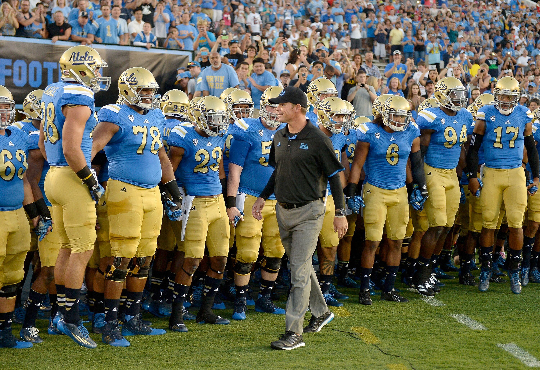 Ucla Football Team UCLA Football: Five po...