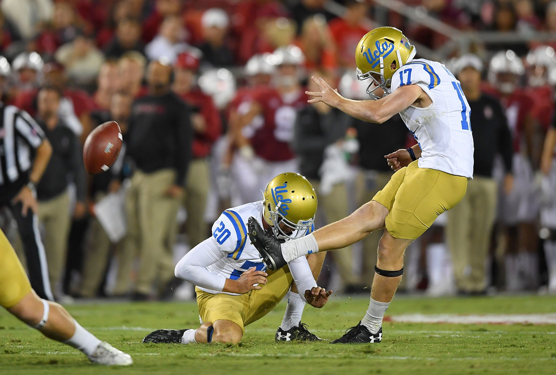 Ucla Football Team UCLA Football Spring P...