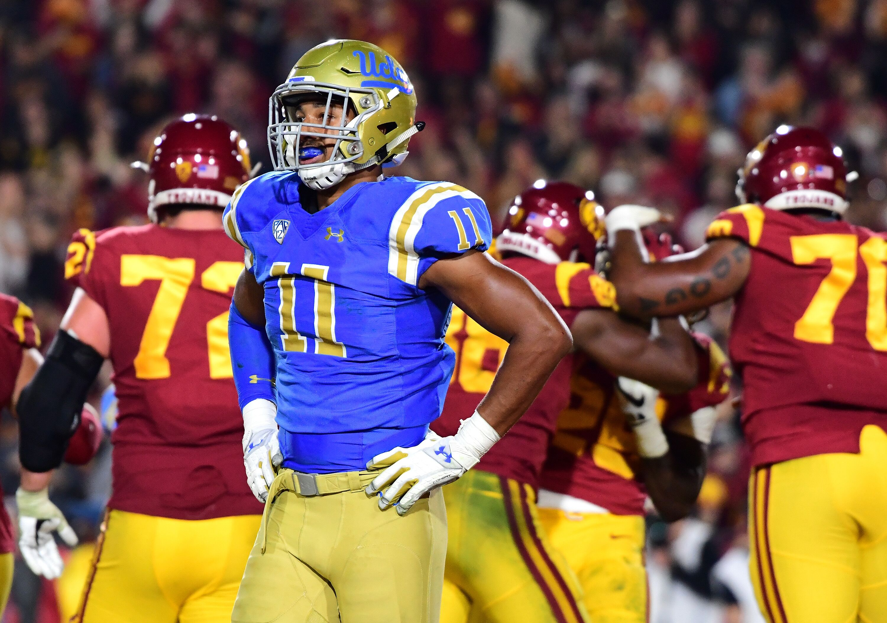 UCLA Football: The defense got worse in 2018, but should improve in 2019