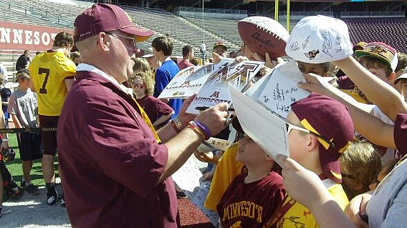 Gophers Football: Jerry Kill not expected to return ...