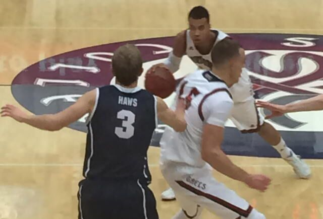 Saint. Mary's Gaels Fall Hard To BYU Cougars