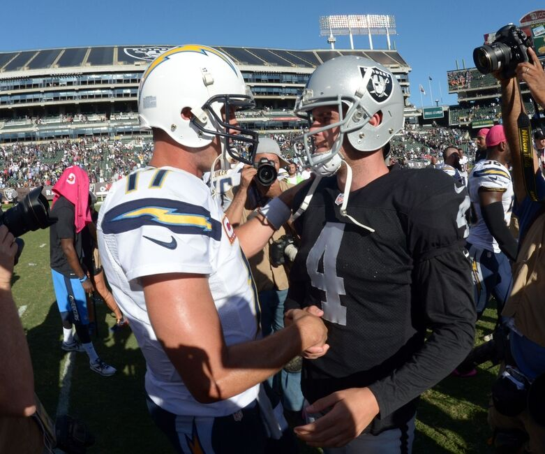 Raiders Vs Chargers Recap With Vine Highlights