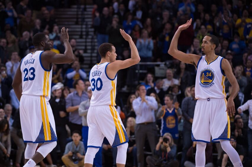 Golden State Warriors Power Rankings: Back to Number Two