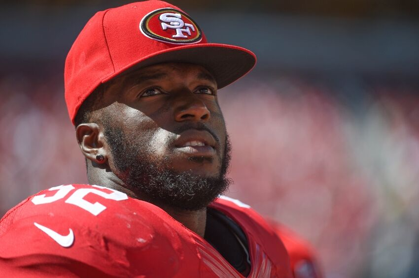 49ers Say Goodbye To Frank Gore Justin Smith And Patrick