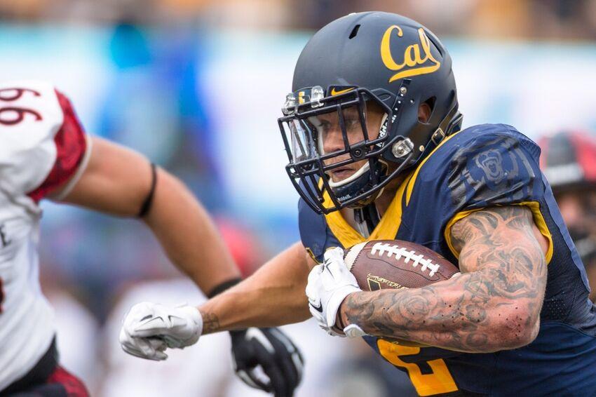 Cal Bears Nfl Draft Profile Running Back Daniel Lasco