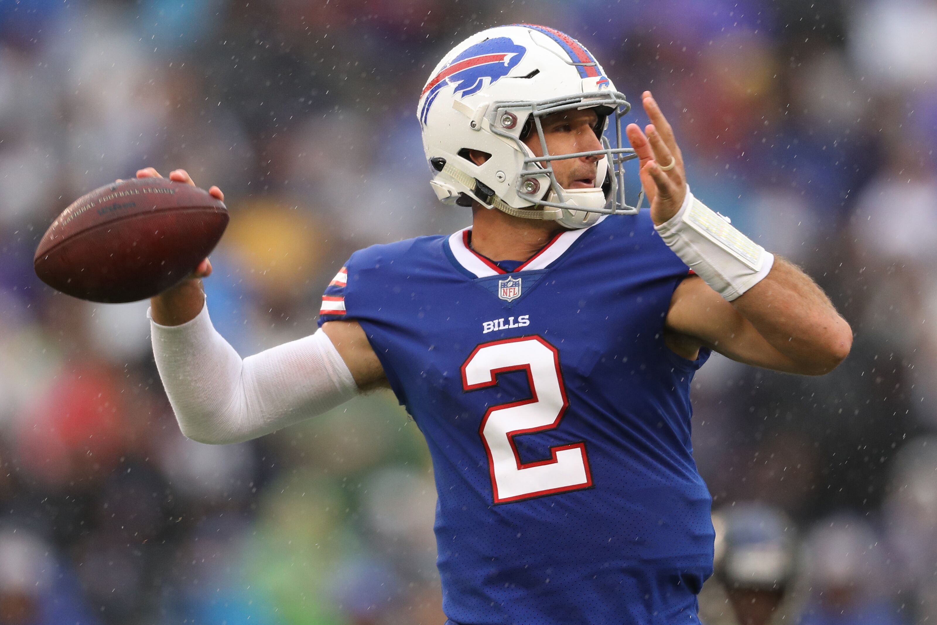 9c41e3ffad8 Oakland Raiders provide more laughs with Nathan Peterman signing