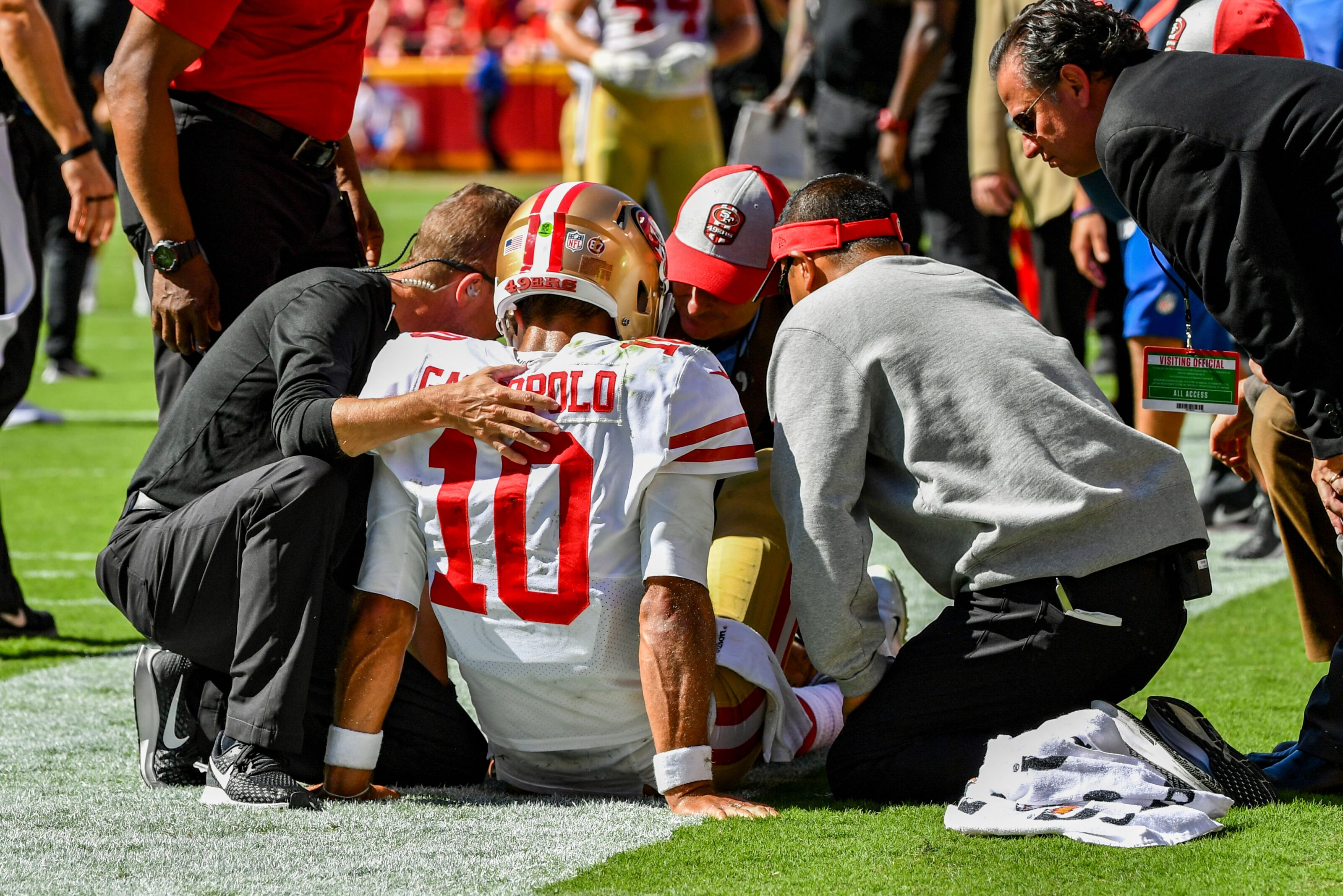 f24aeba1cac Could the San Francisco 49ers pull off a draft-day stunner and take a QB