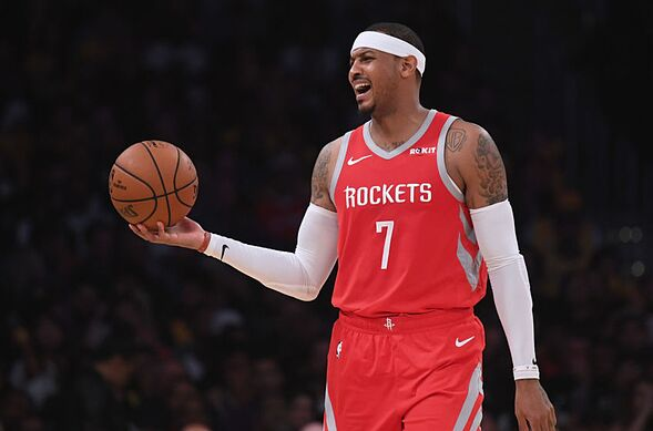 Golden State Warriors: How could the team use Carmelo Anthony?