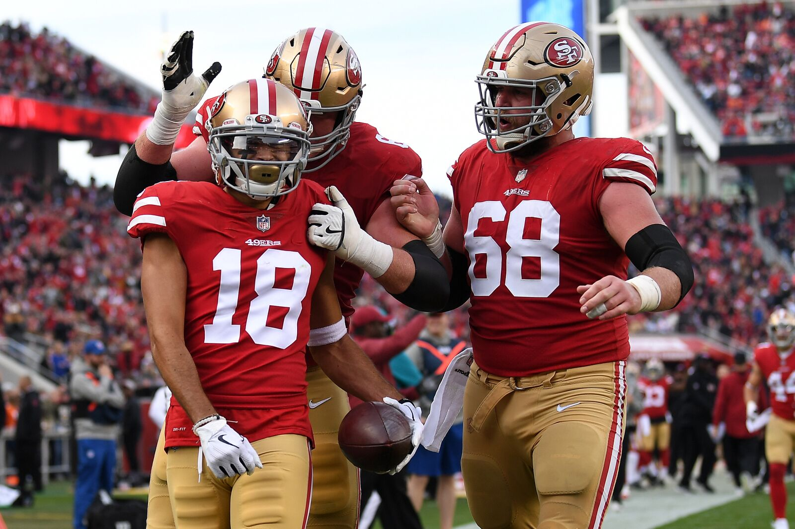 The San Francisco 49ers will be the NFL's most improved team in 2019