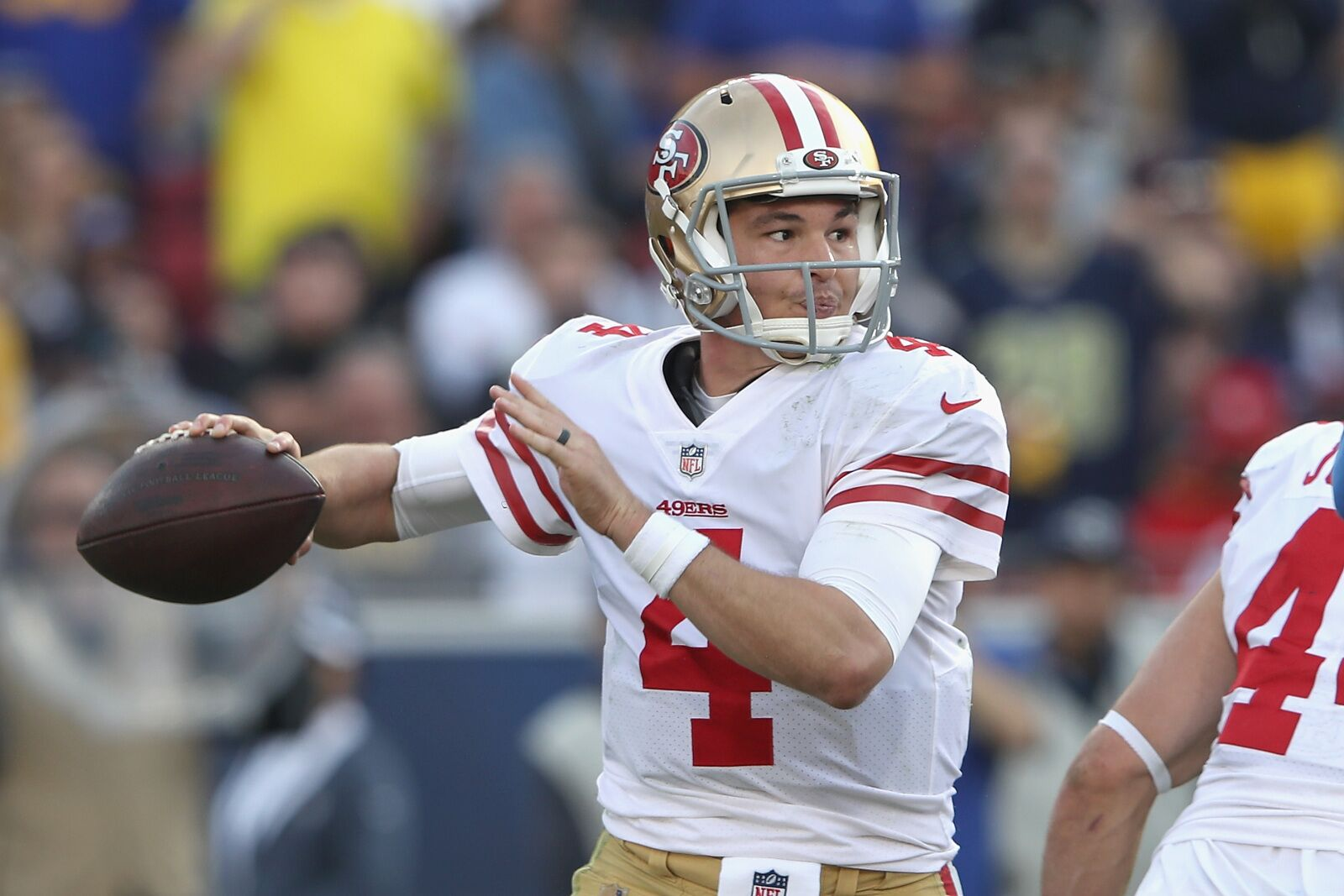 San Francisco 49ers: Who will win the backup quarterback job?