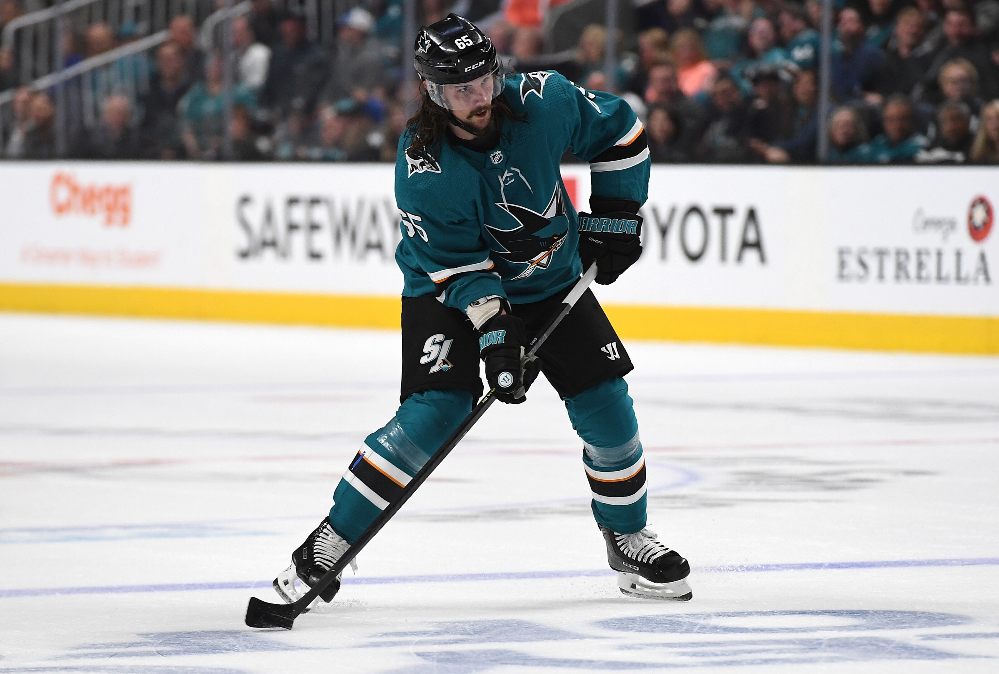 save off b558c 1da0a San Jose Sharks: Win-now mode evident with Erik Karlsson ...