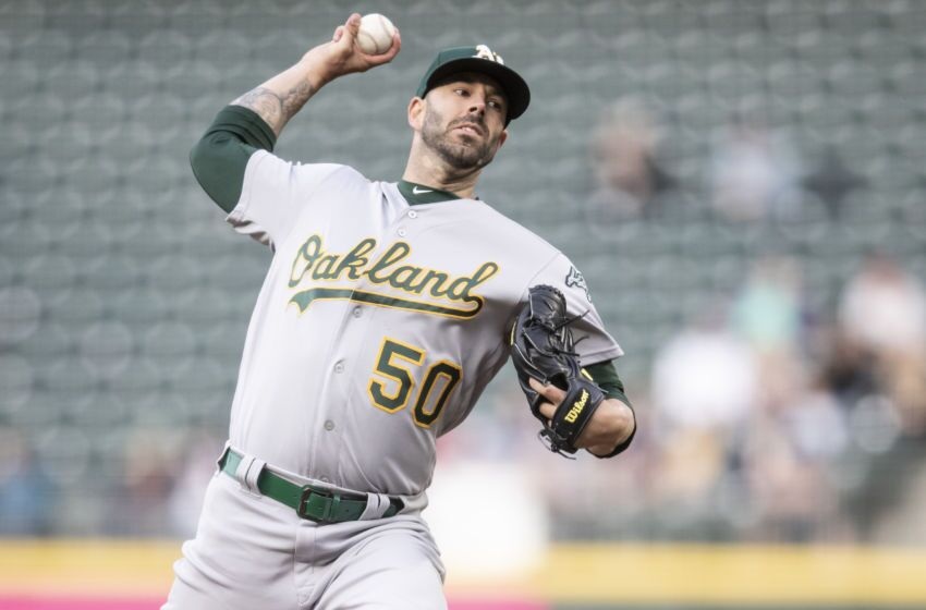 Oakland Athletics: Power ranking each member of the starting rotation