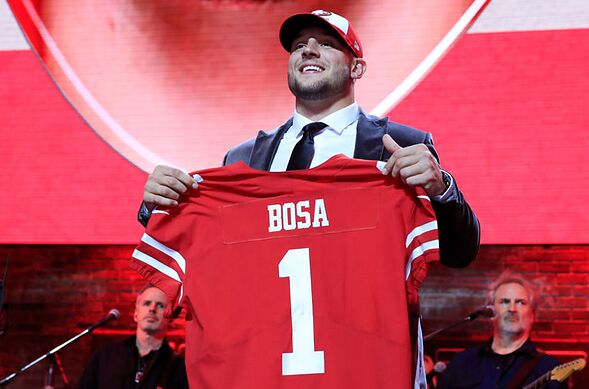 8804943f San Francisco 49ers: Grading the 2019 NFL Draft class