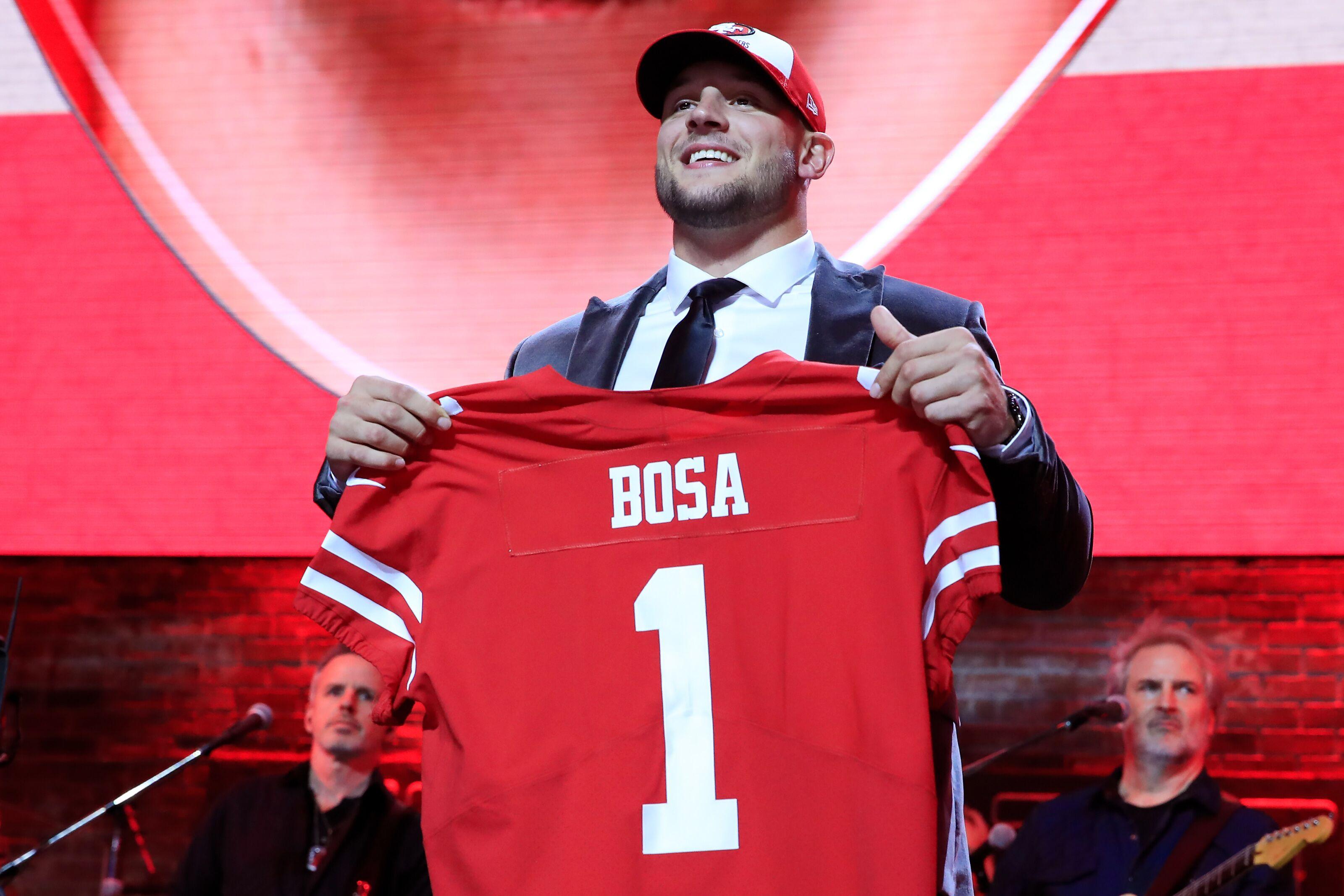 f682fb40d San Francisco 49ers: Grading the 2019 NFL Draft class