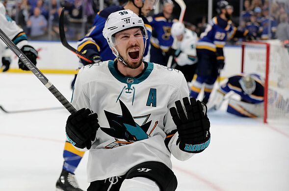 San Jose Sharks: Who should be the team's next captain?
