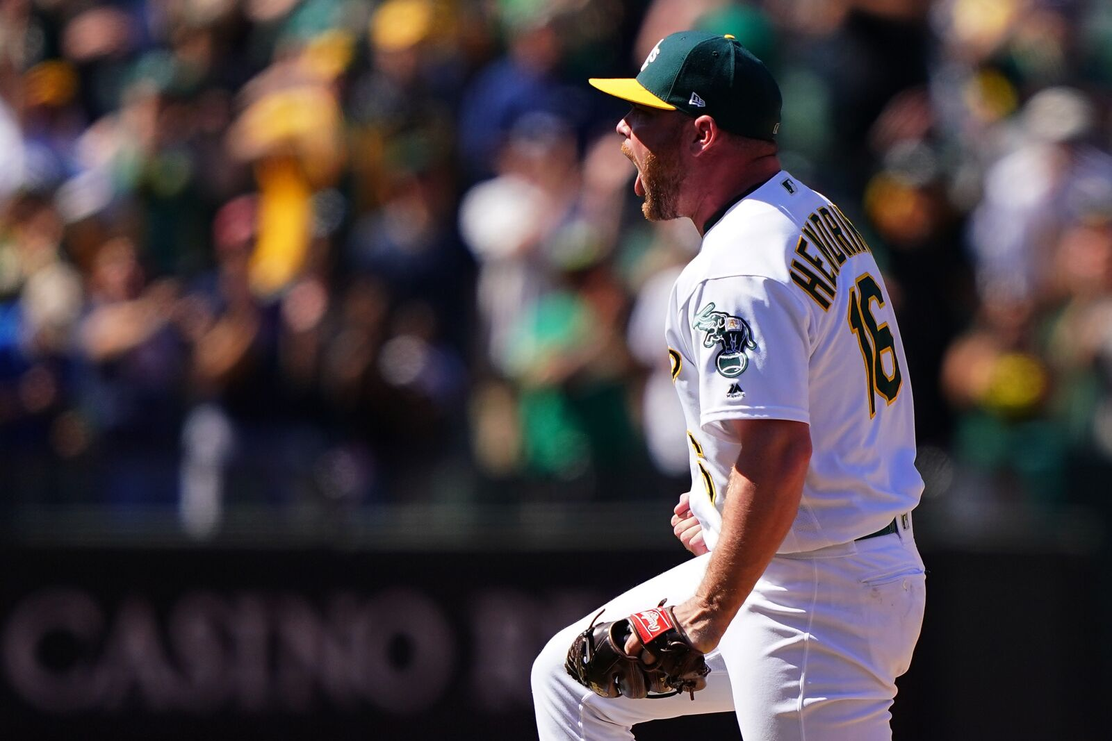 Oakland Athletics: Liam Hendriks unlikely road to the All