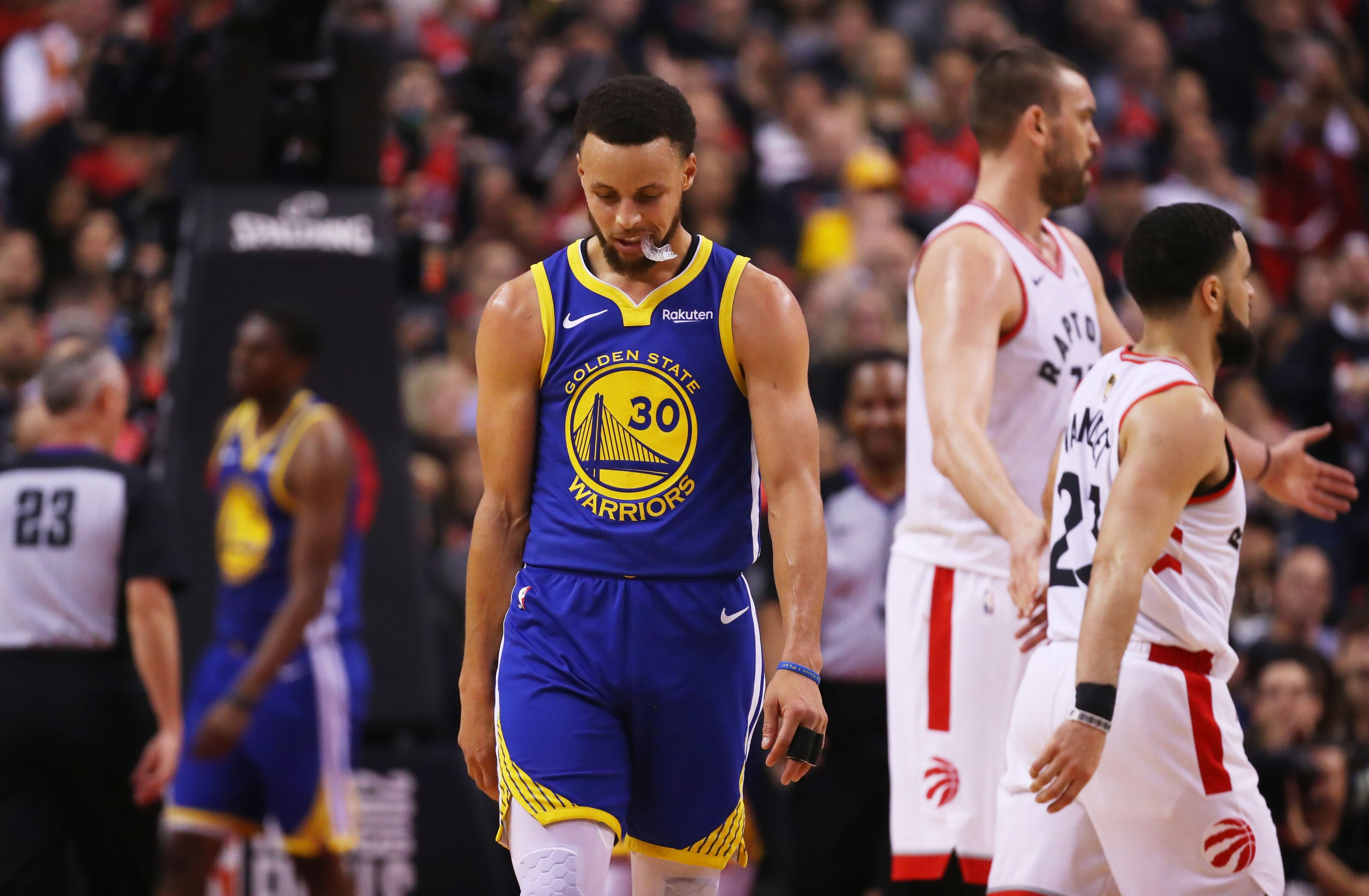 newest 57d83 53d0d Golden State Warriors  Three-peat is crucial to franchise legacy