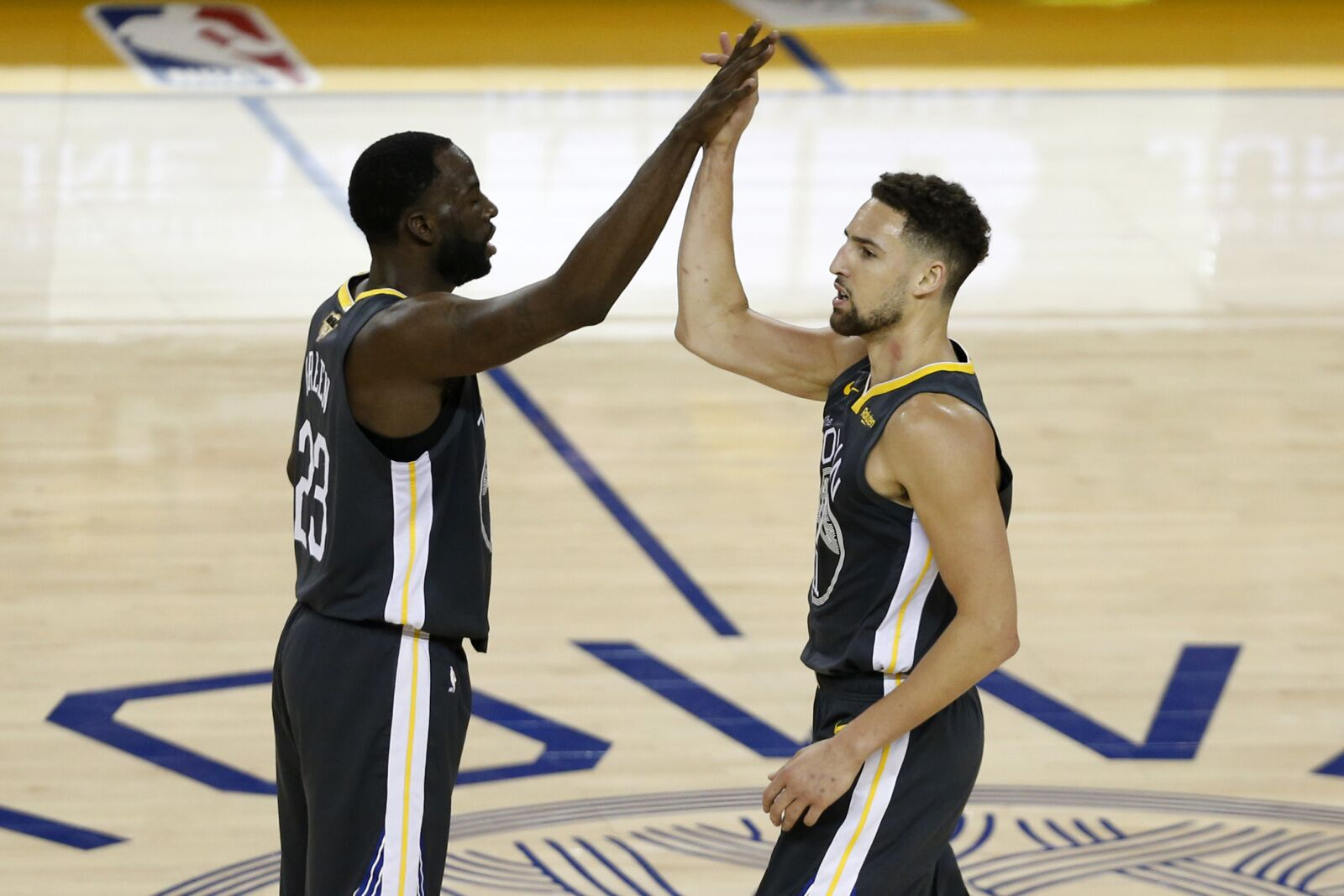 The Golden State Warriors emerged as true winners of the offseason