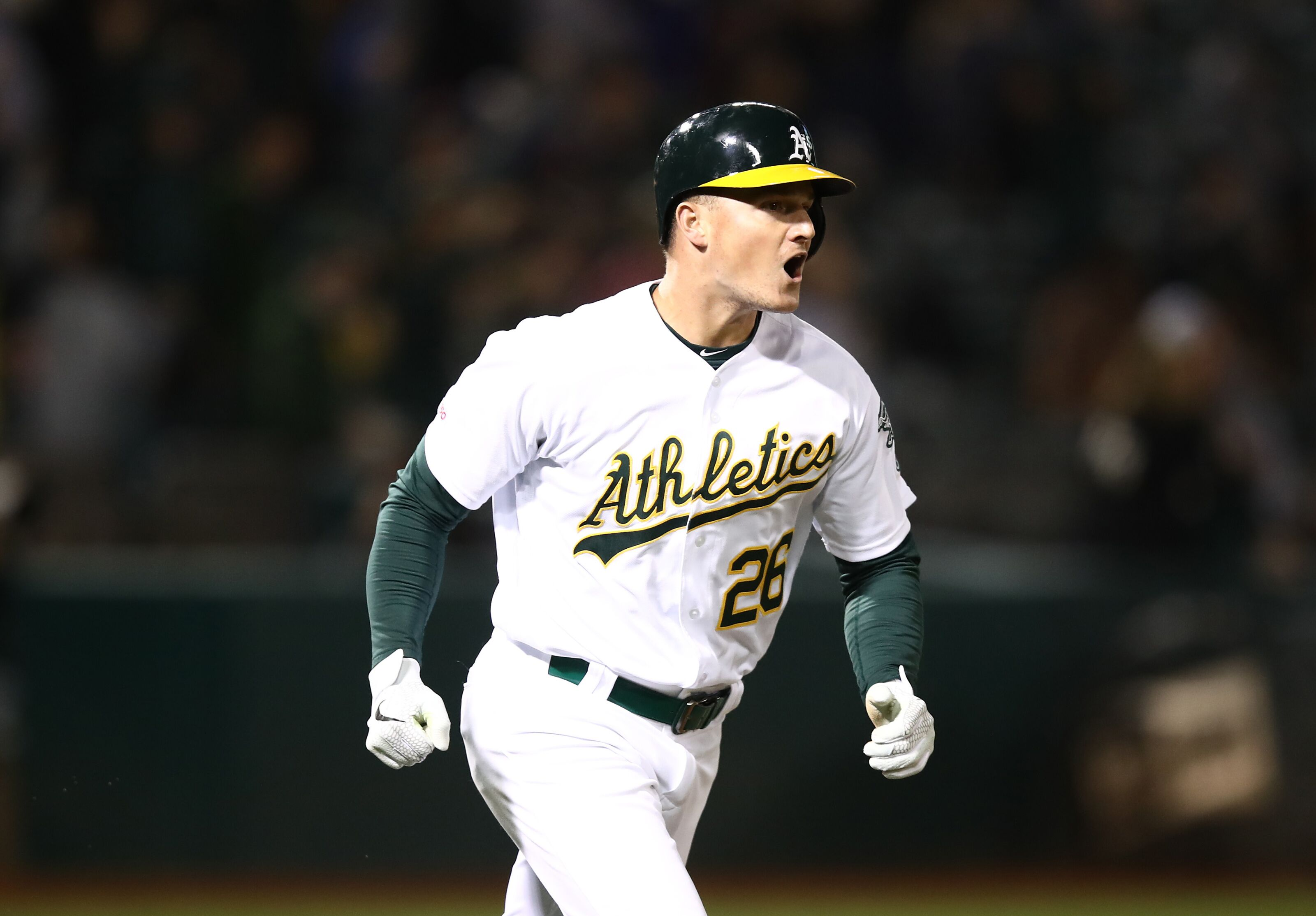 competitive price 119c4 aeaad Oakland Athletics  Ranking the most likely All-Star Candidates