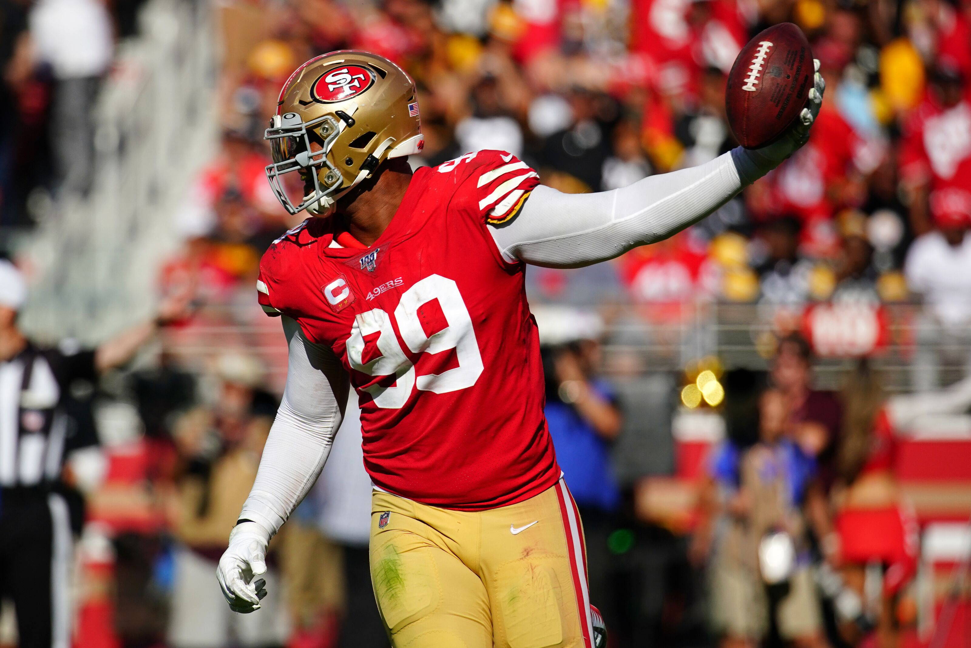 best loved d1dfd 079ab San Francisco 49ers: Is this early-season success simply a ...