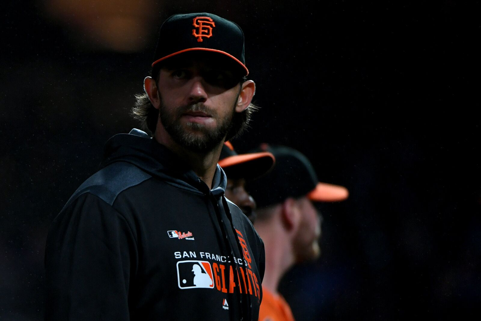 """San Francisco Giants """"in communication"""" with Madison Bumgarner"""