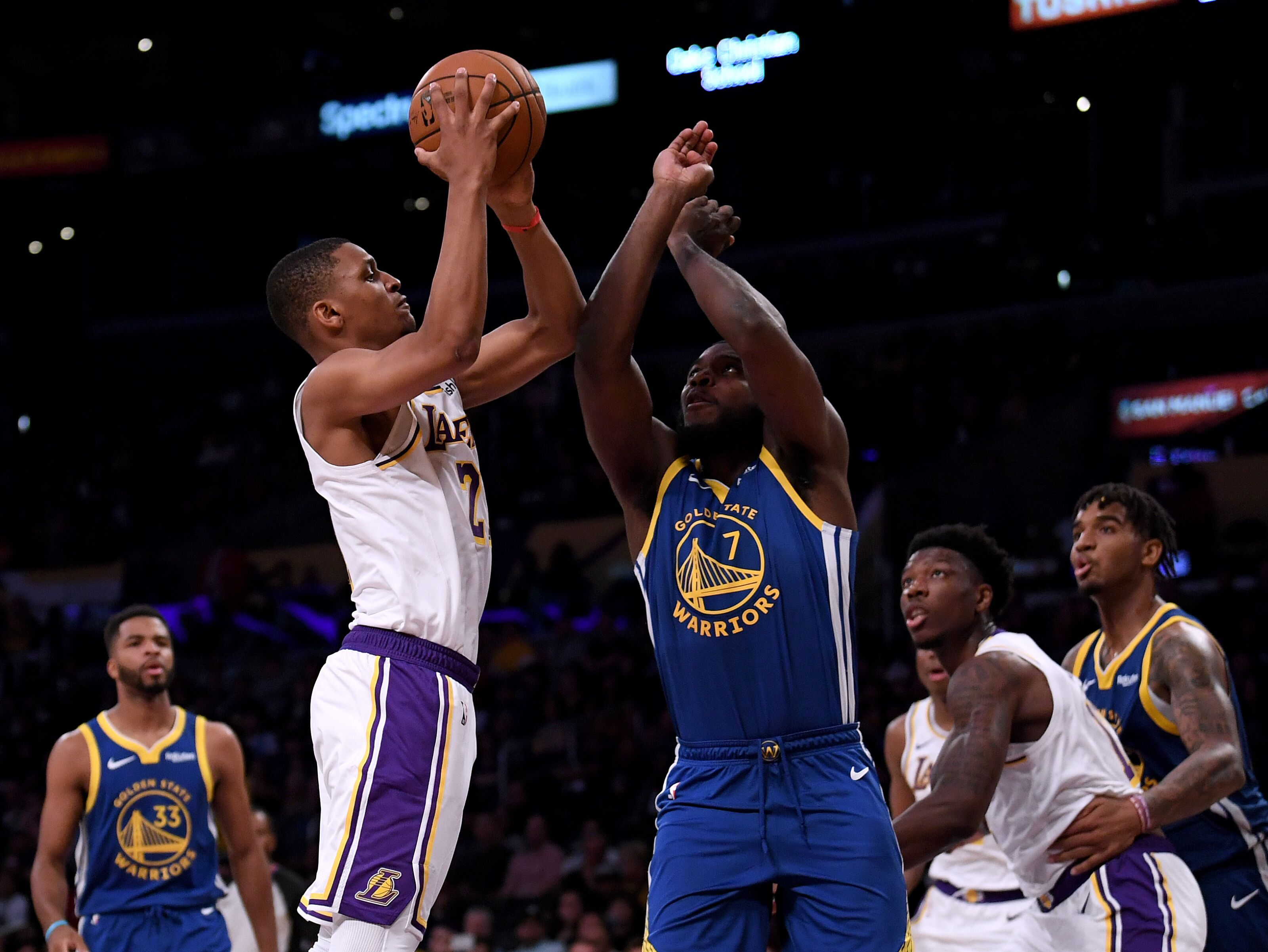 Golden State Warriors: How will the team manage the small forward position?