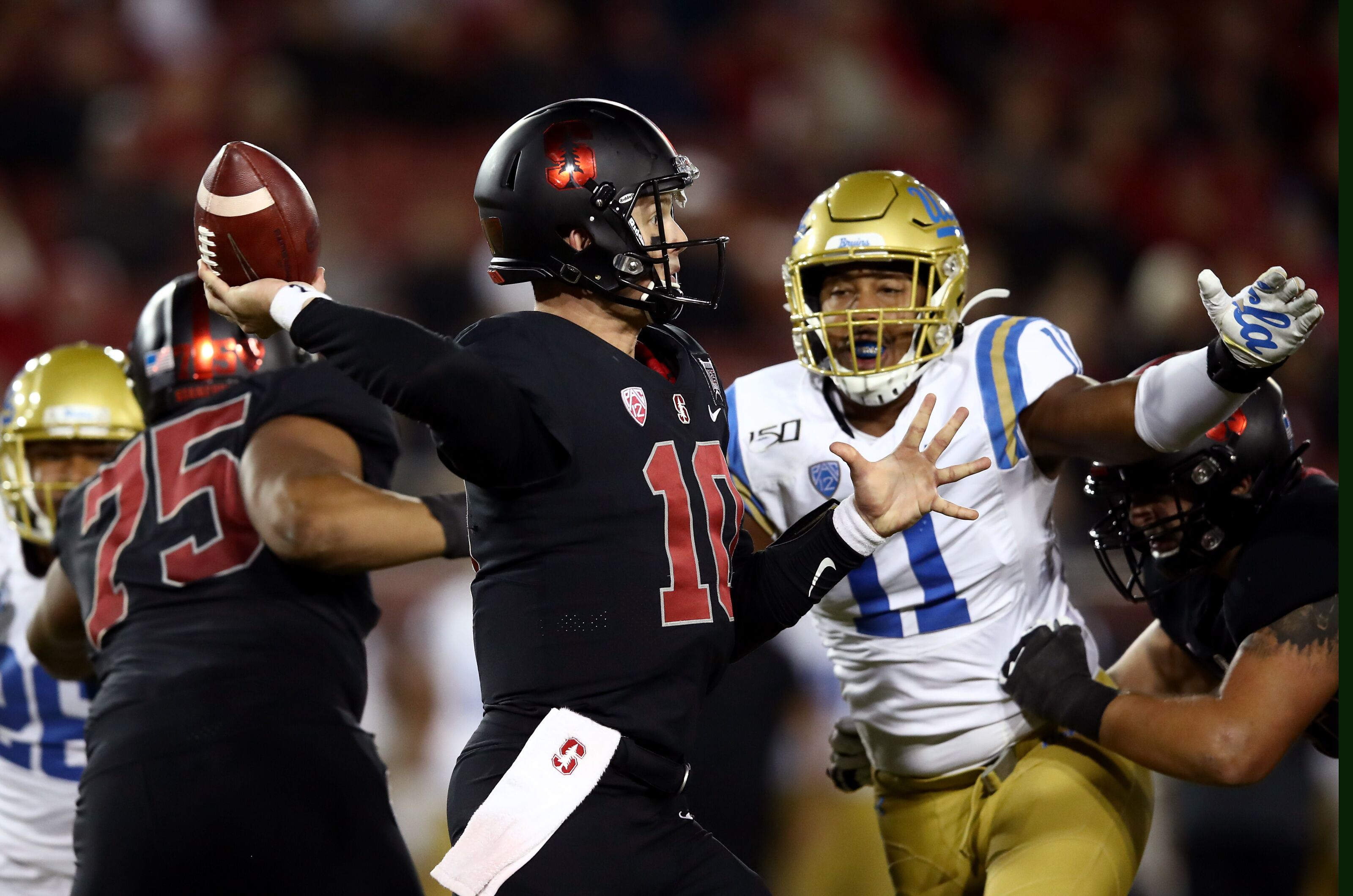 Stanford Football: Cardinal lose must-win game to the lowly UCLA Bruins