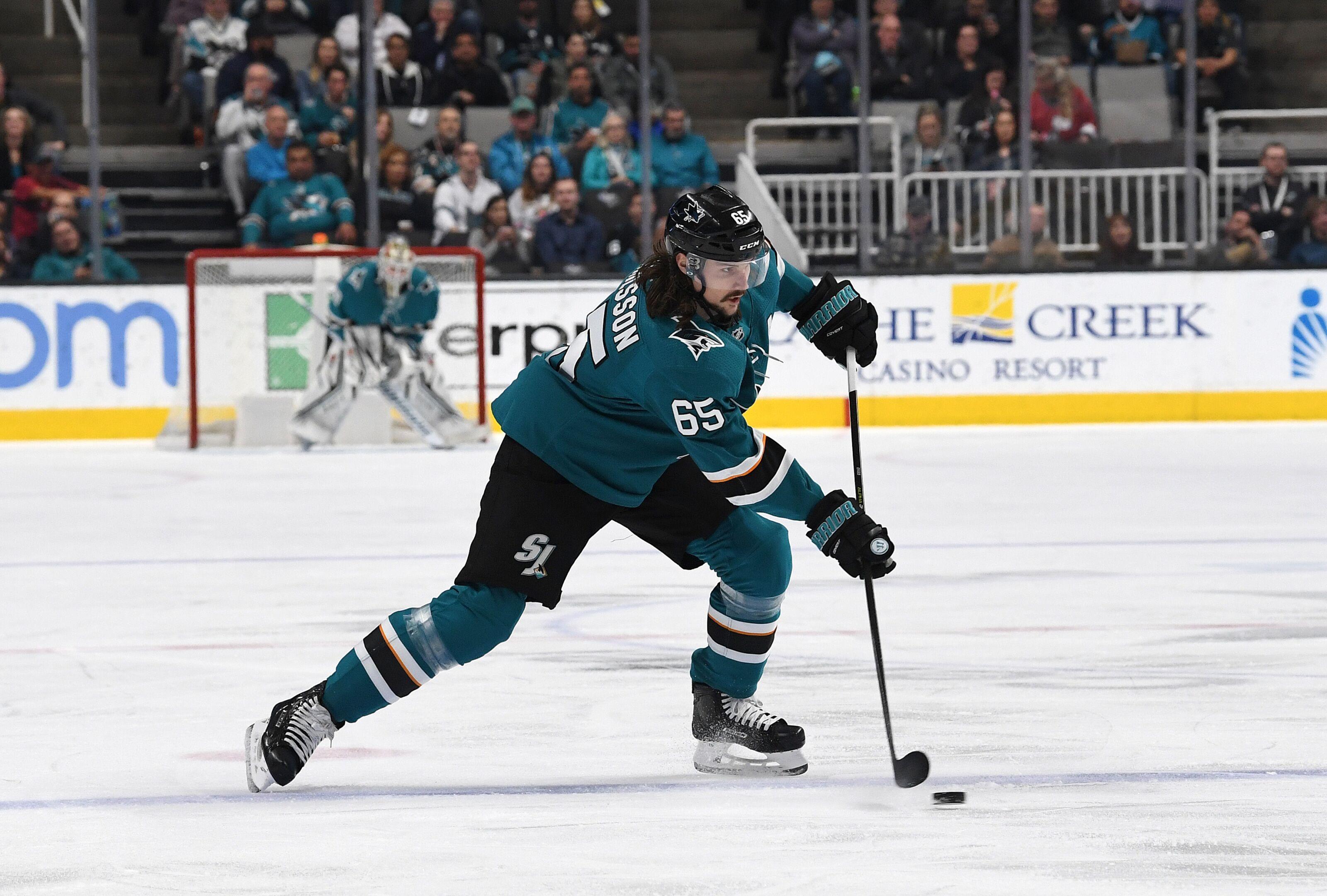 San Jose Sharks: The silver lining behind the Erik Karlsson injury