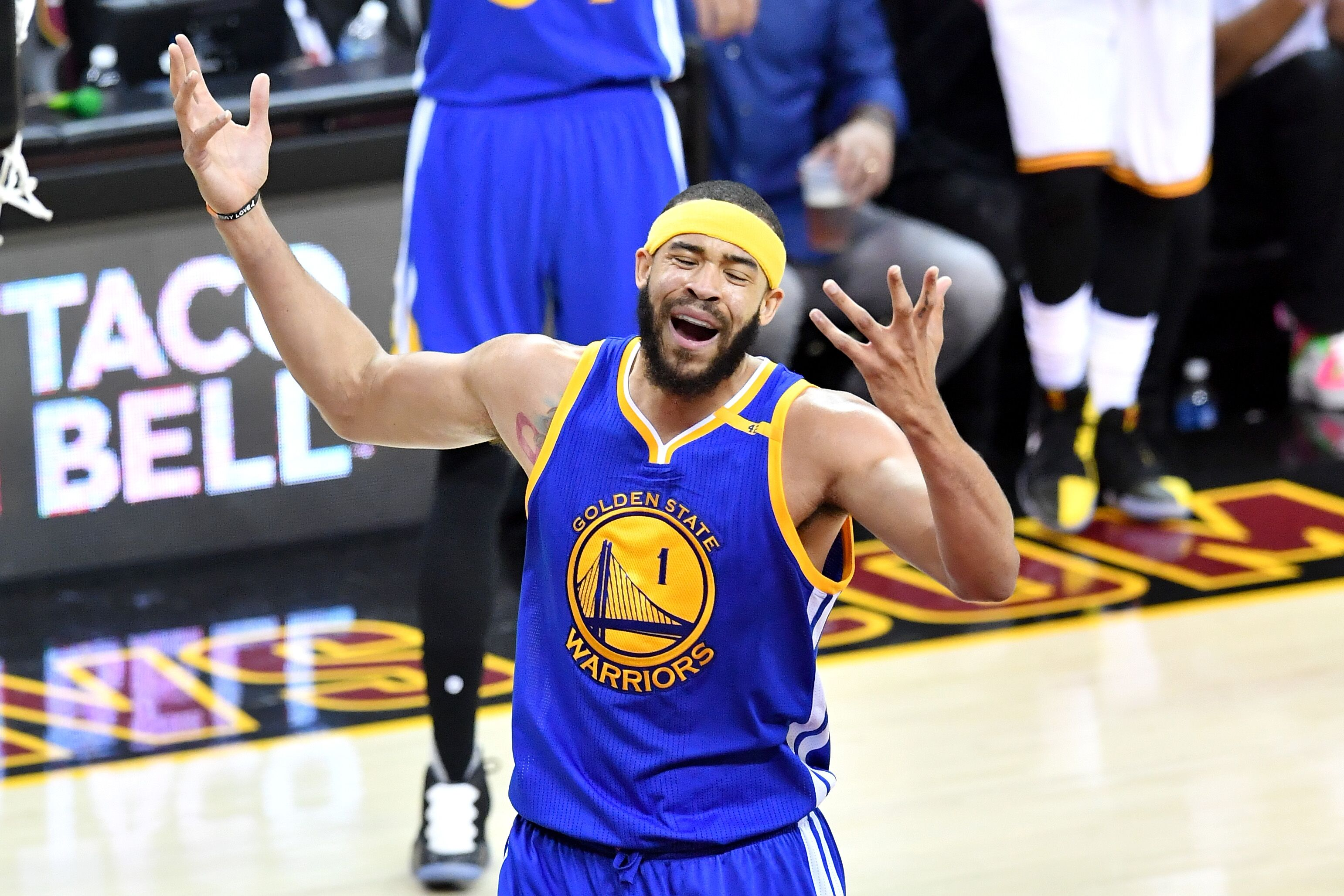 79753741d1 JaVale McGee  Golden State Warriors Brought Out The Best In Him