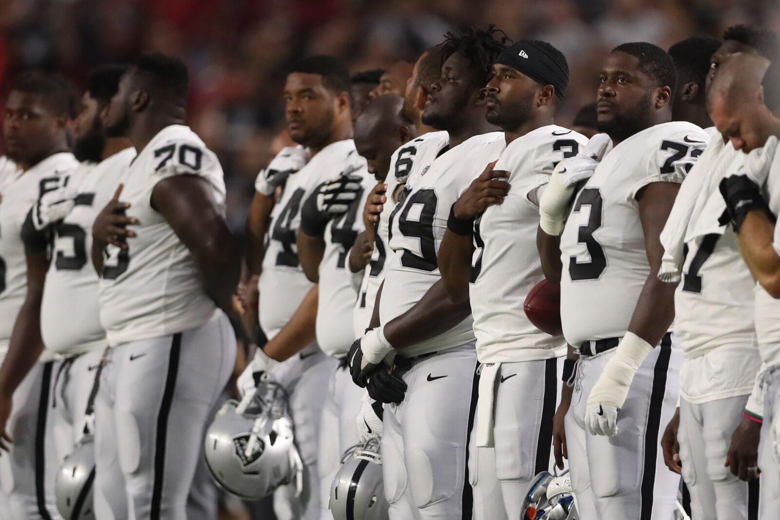 Raiders Team