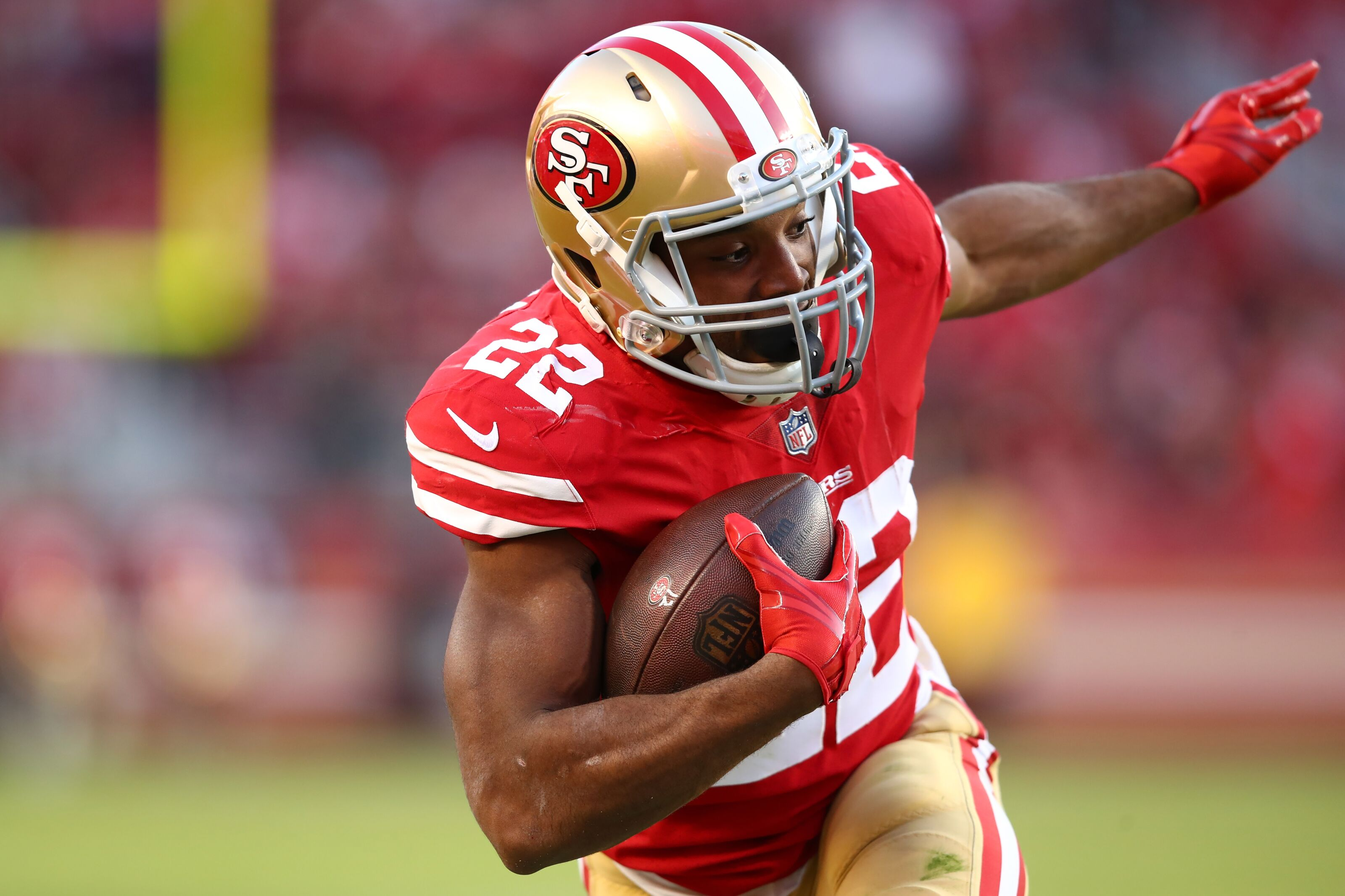 San Francisco 49ers: Stacking up the running backs against the NFC West