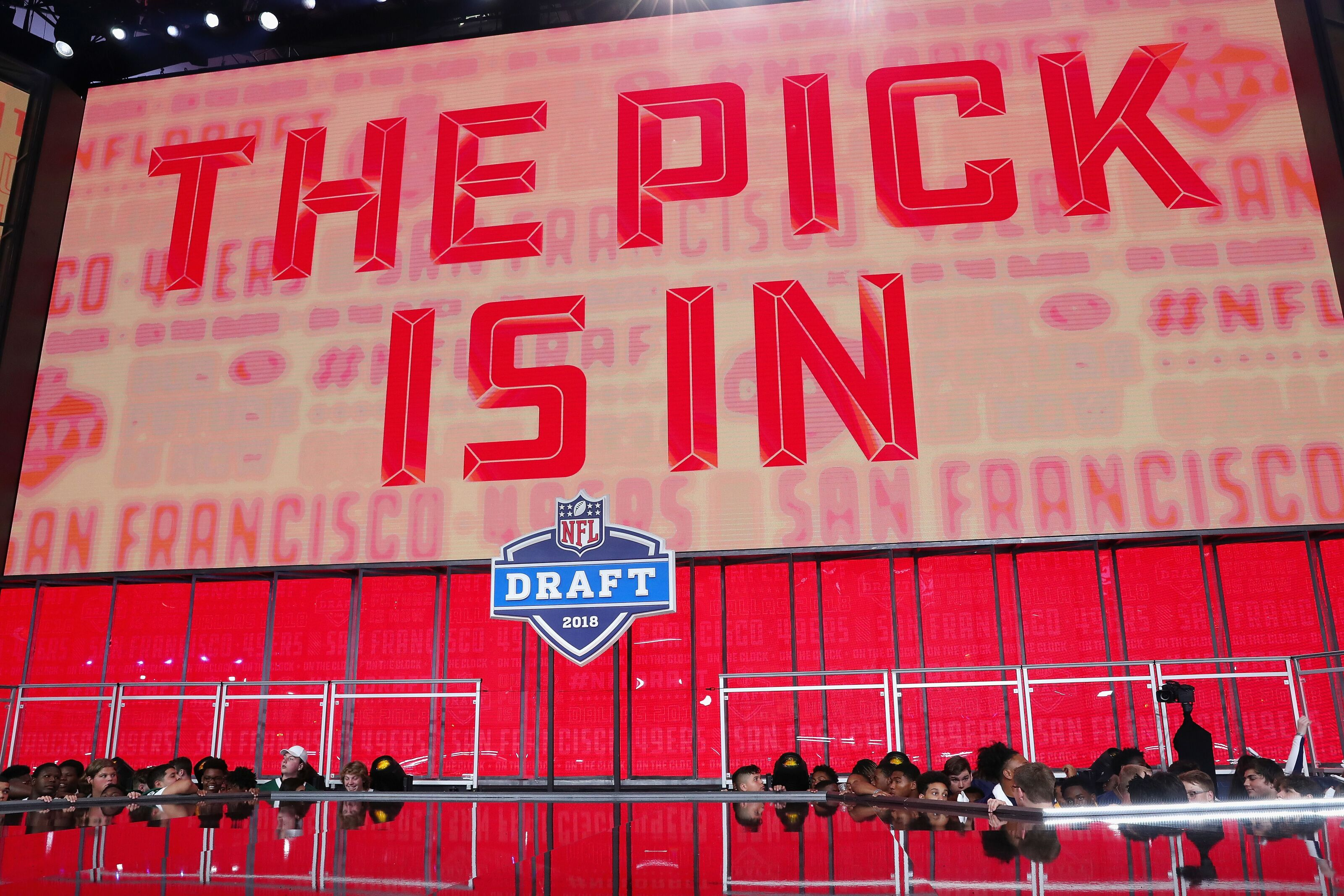 San Francisco 49ers  Three rookies who will likely start in 2018 423cdeb3b