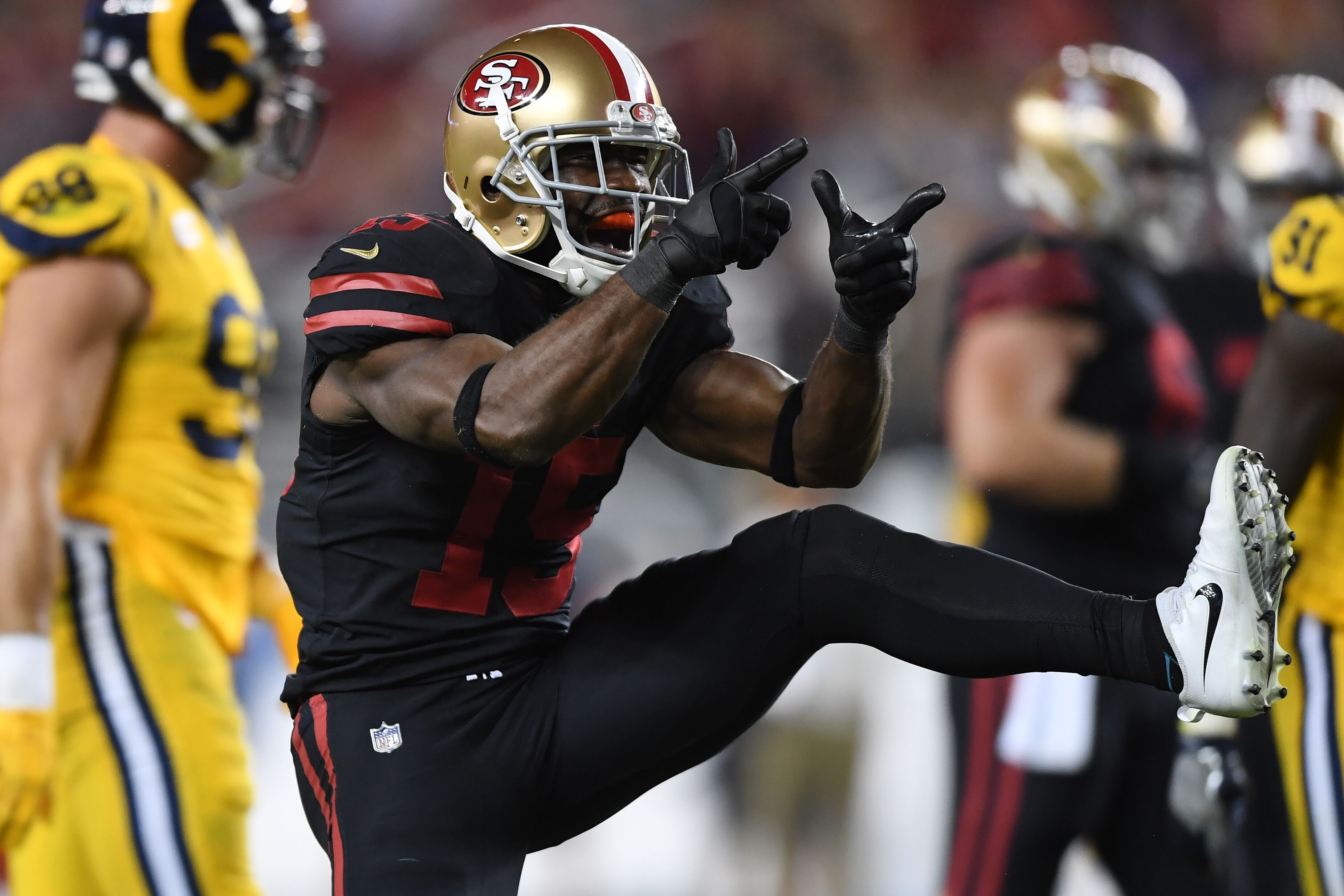 ba4d15be San Francisco 49ers: 3 potential cap casualties in 2019