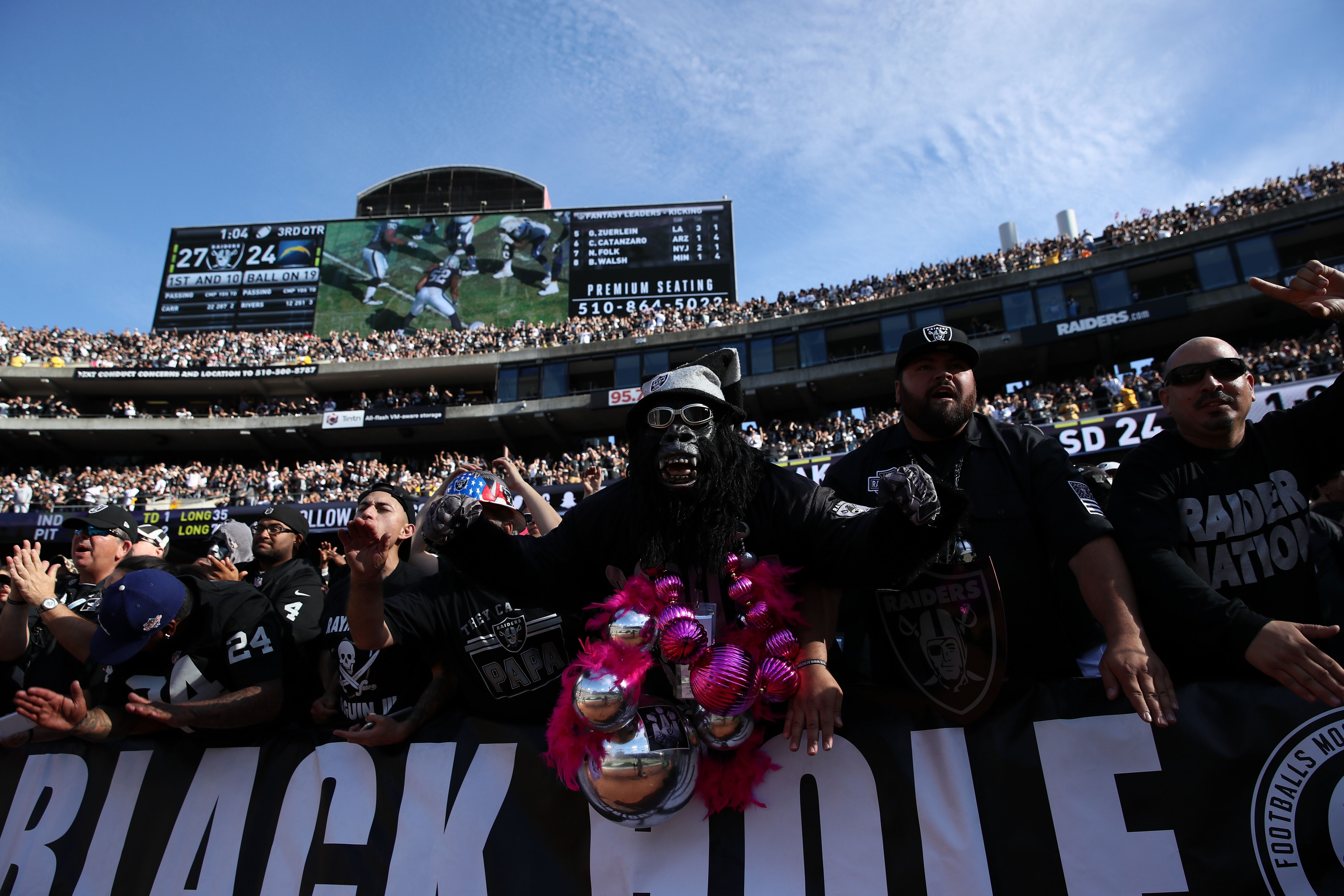 Oakland Raiders Jobbed Worse Than Snow Game In Fandom 250