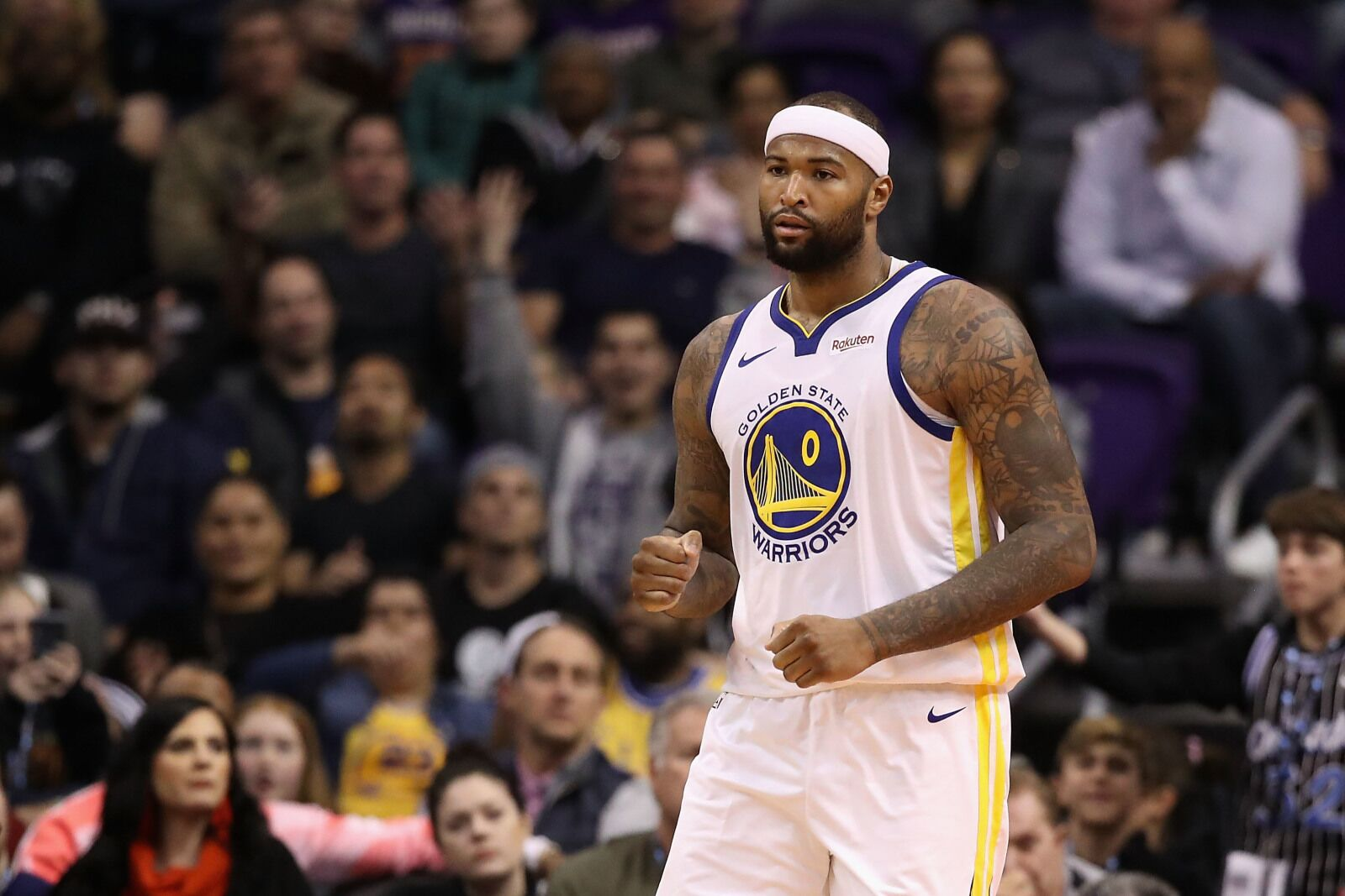 Golden State Warriors  How would Cousins fare against the Rockets  a7072ad31