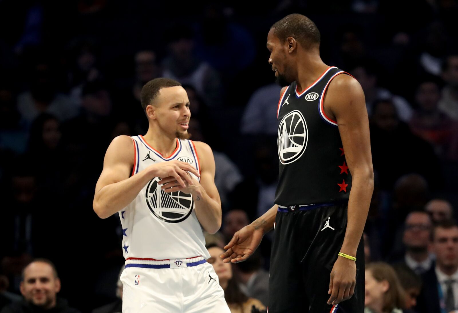 b2e131a864b Golden State Warriors come away as big winners of NBA All-Star Game