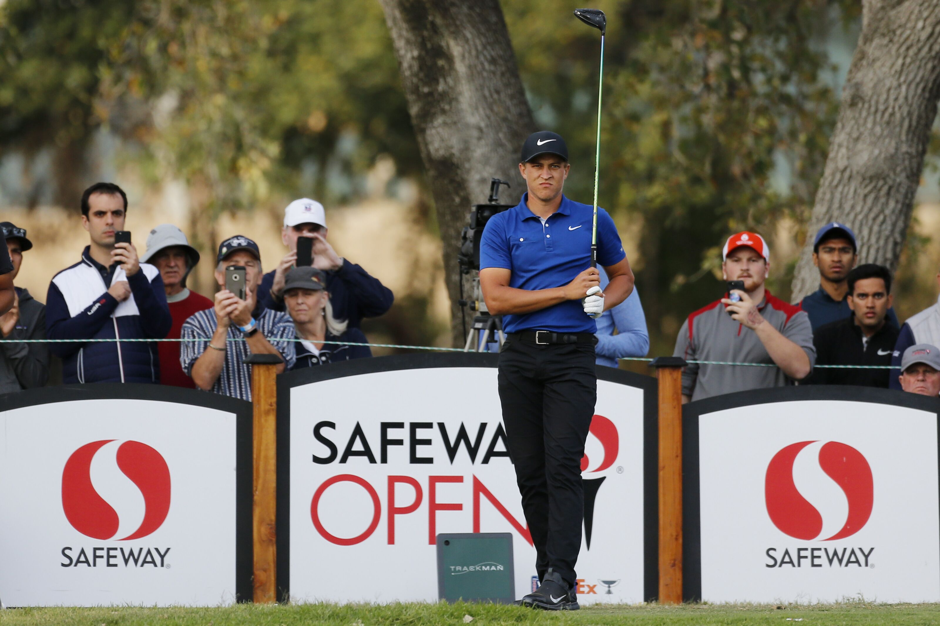 PGA Tour: My week at the Safeway Open in the Napa Valley