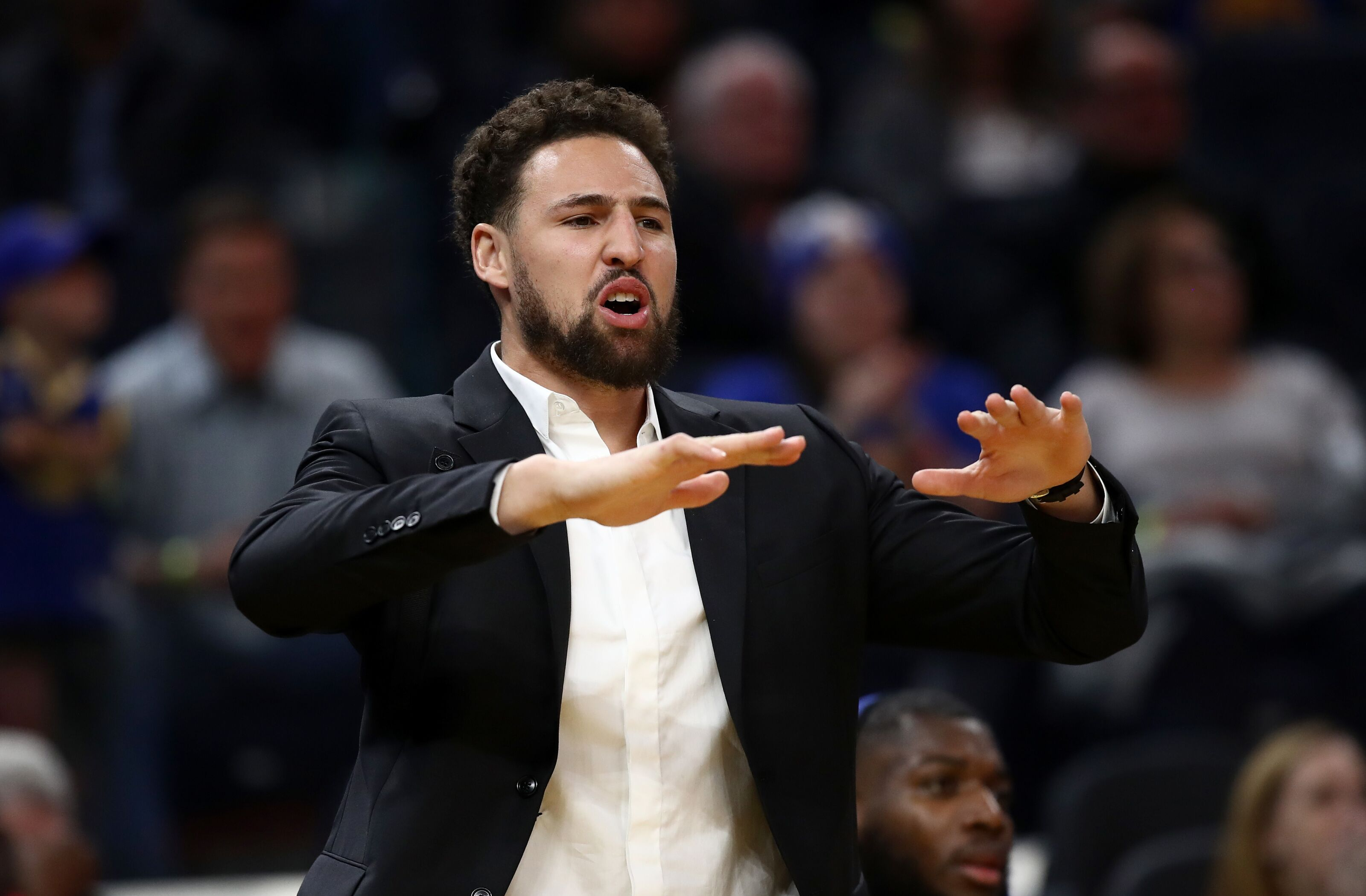 Warriors: Klay Thompson's return to court fuels speculation
