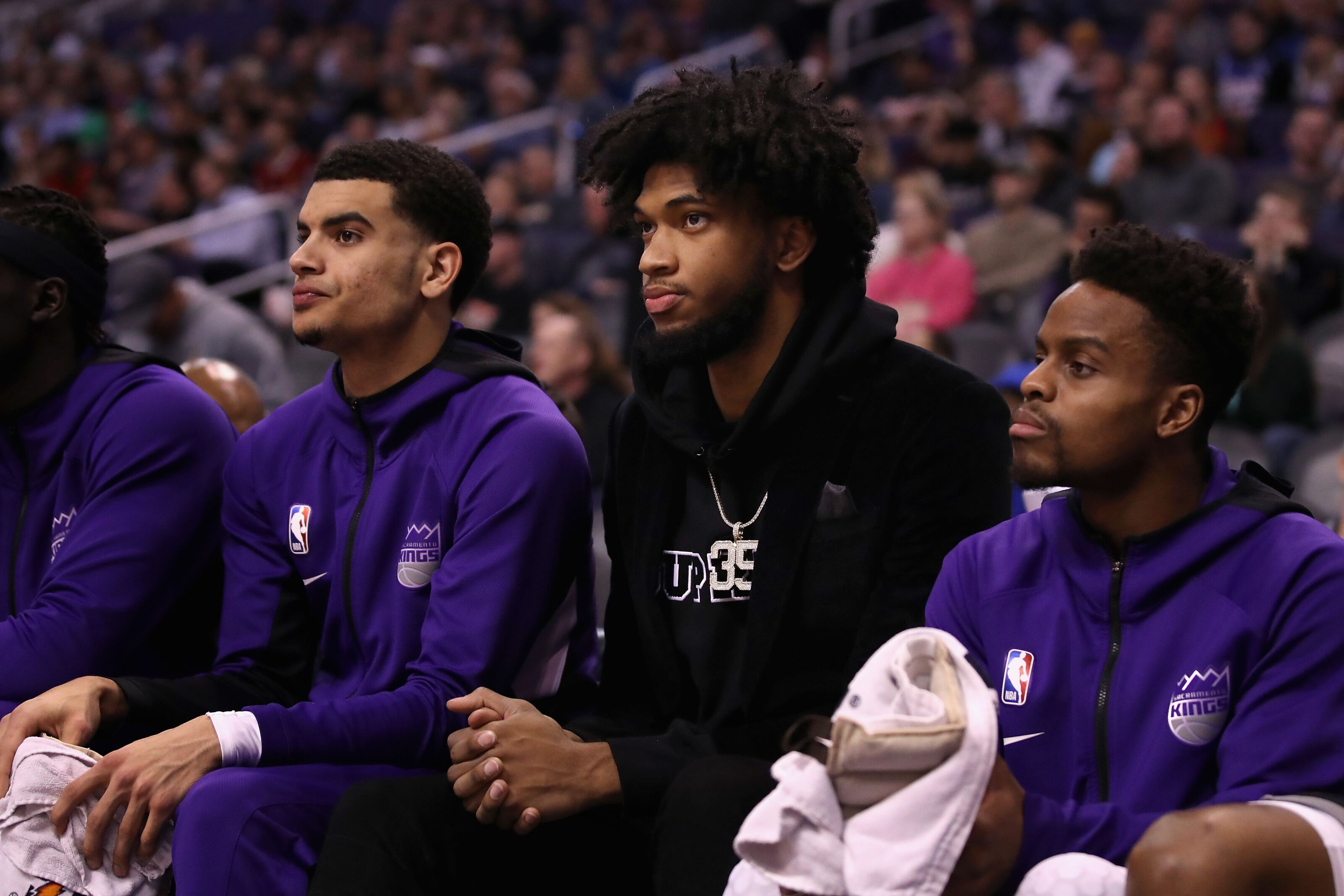 Sacramento Kings: Marvin Bagley's comments promise bright future