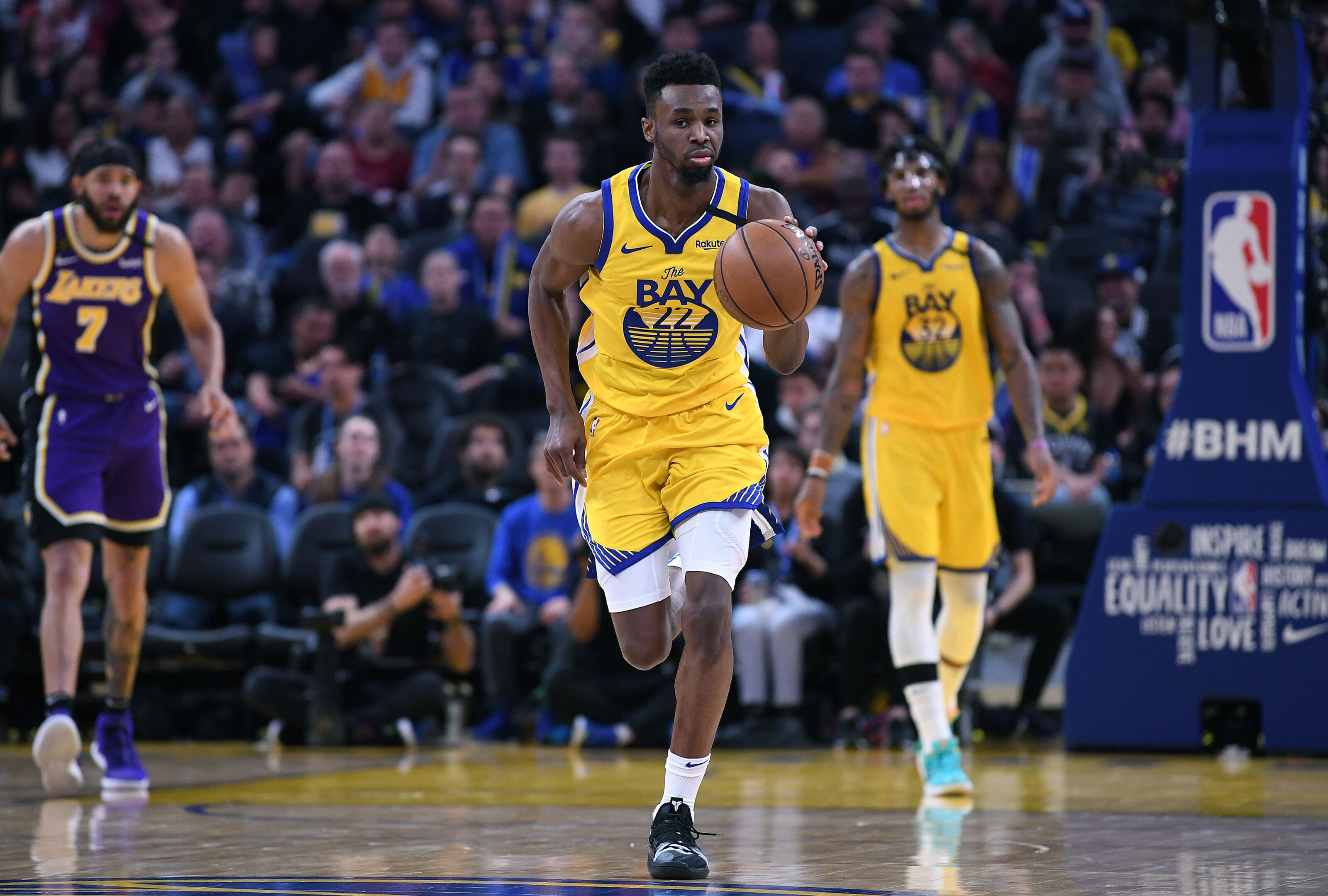 Warriors: Andrew Wiggins playing rejuvenated basketball