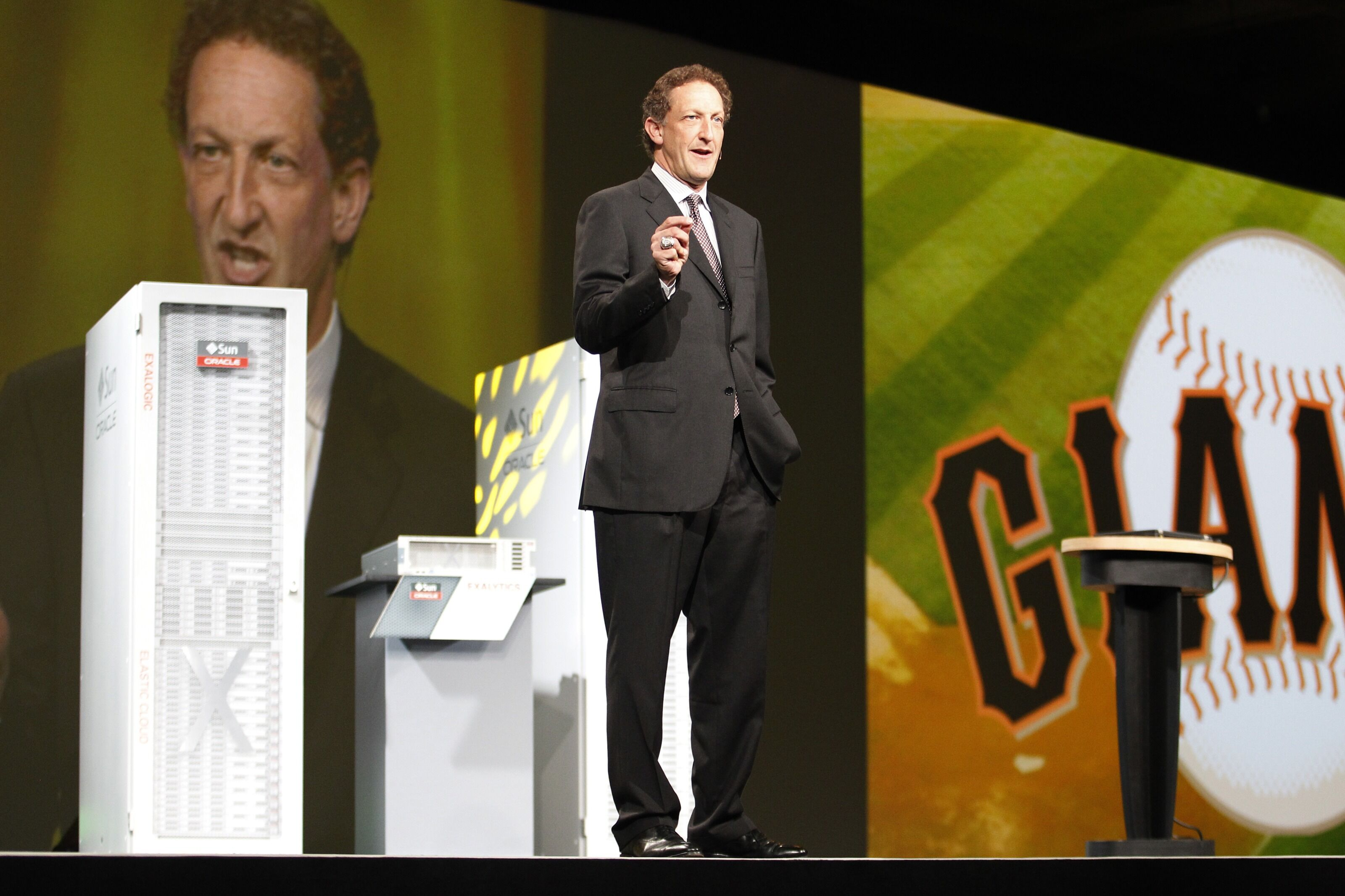 San Francisco Giants: CEO Larry Baer should be held accountable