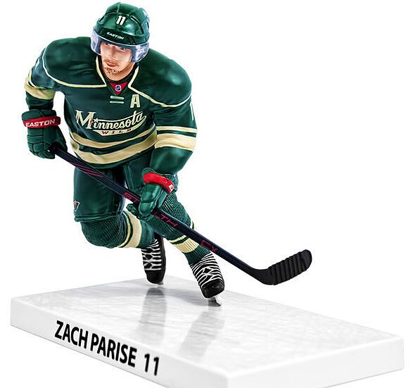 reputable site b577d d28e7 Minnesota Wild Gift Guide: 10 must-have Zach Parise items