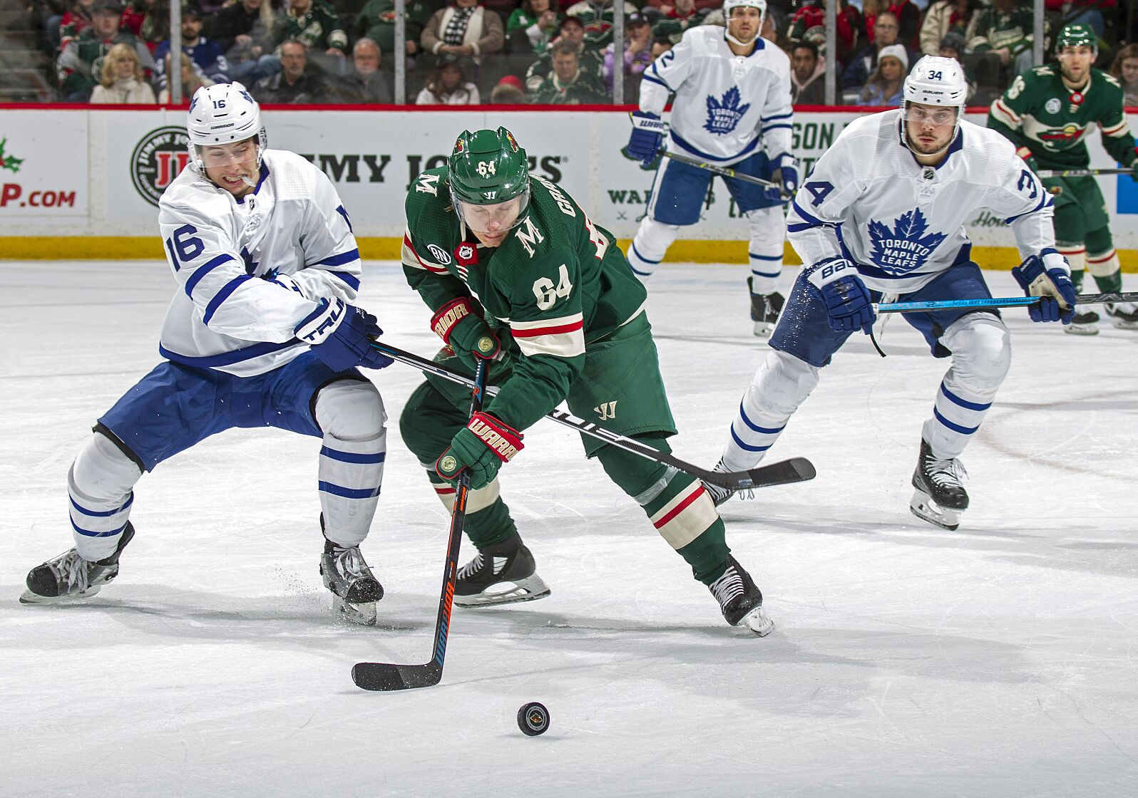 Minnesota Wild: How the Toronto Maple Leafs' blueprint could