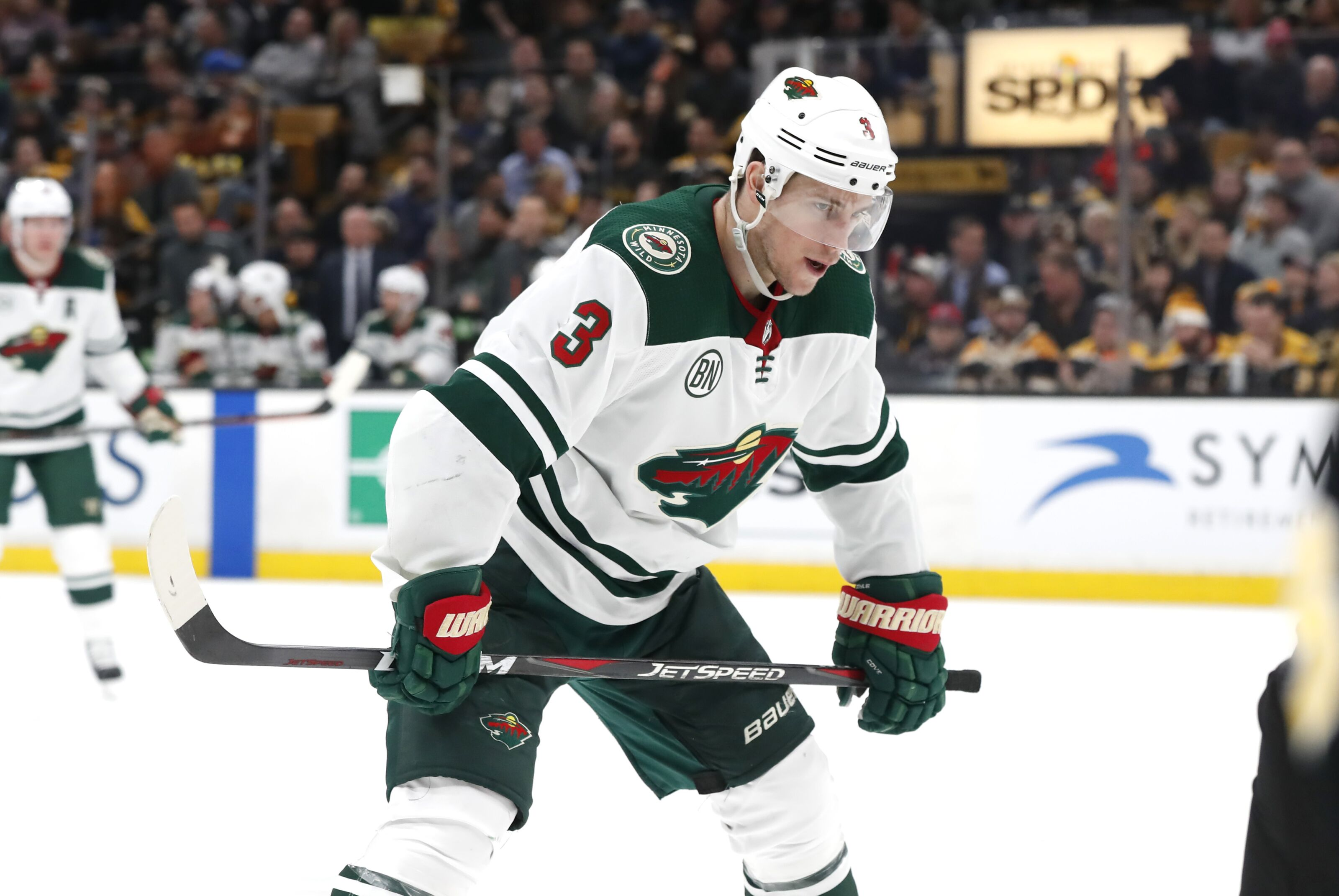 df69f07abe7 Minnesota Wild  Could the Boston Bruins be in for Charlie Coyle