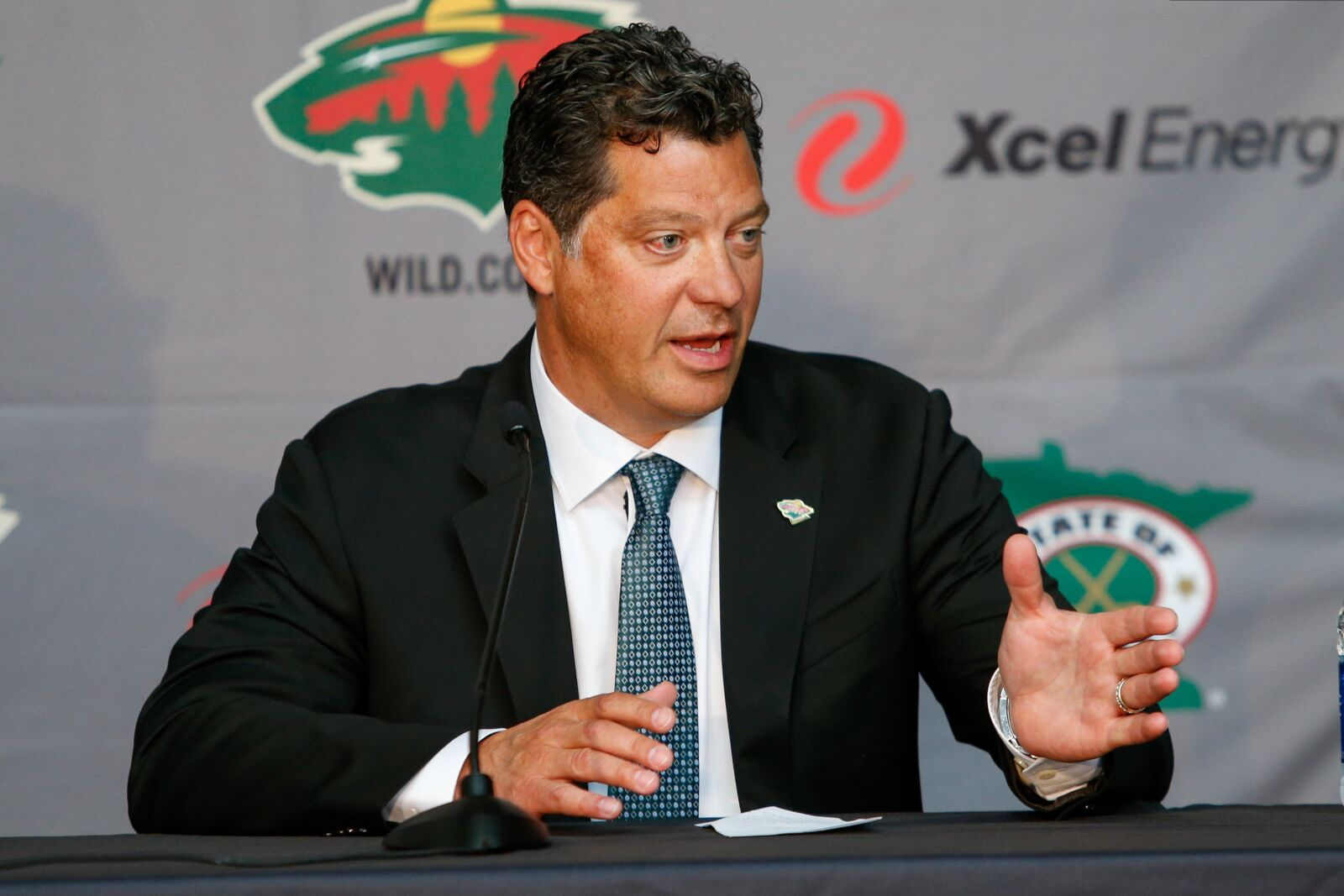 Gone Wild: What does Bill Guerin have up his sleeve?