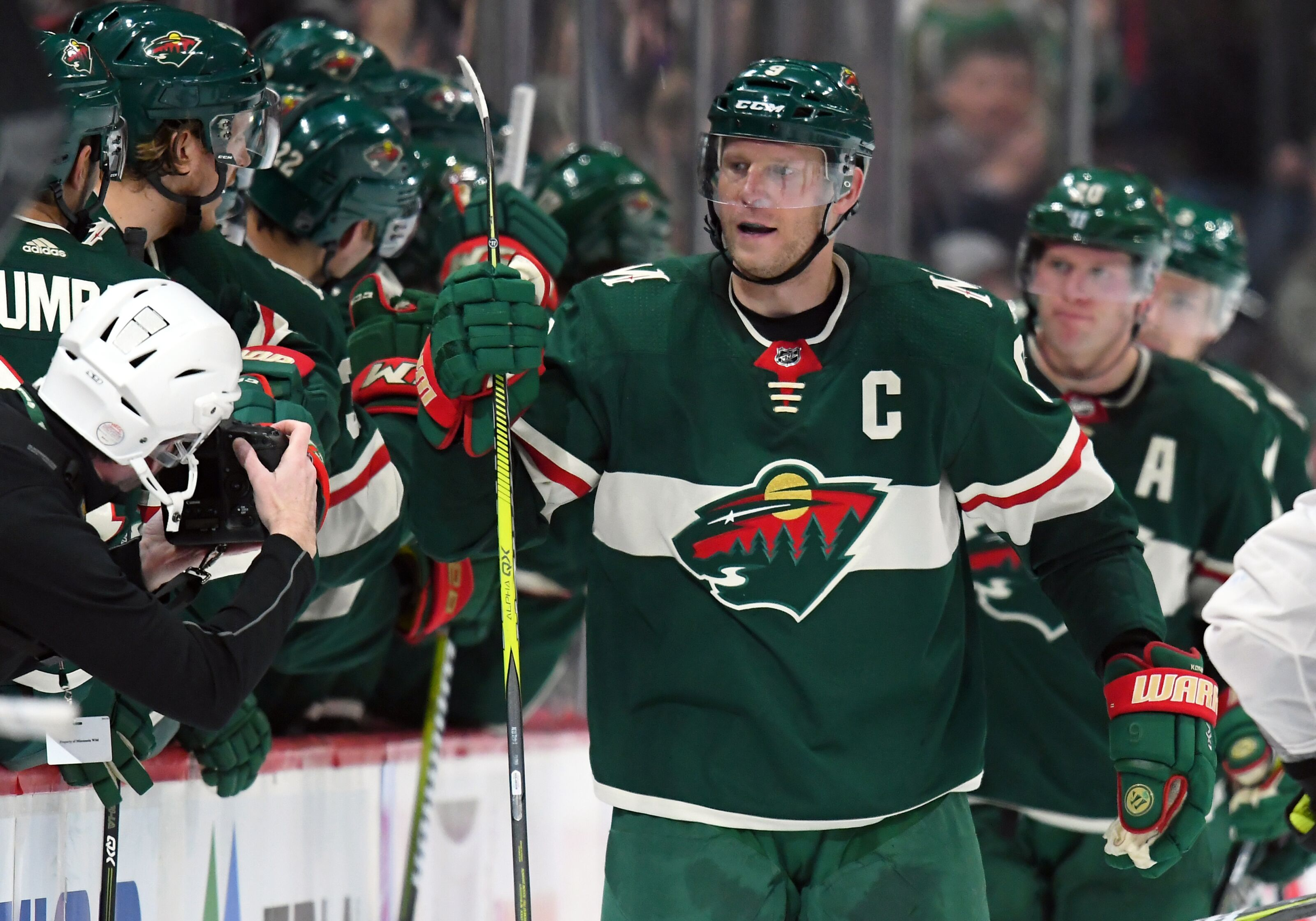 Image result for minnesota wild2018
