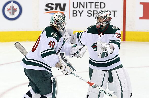 huge selection of f1612 52353 Minnesota Wild: Top 10 Goalies in Franchise History