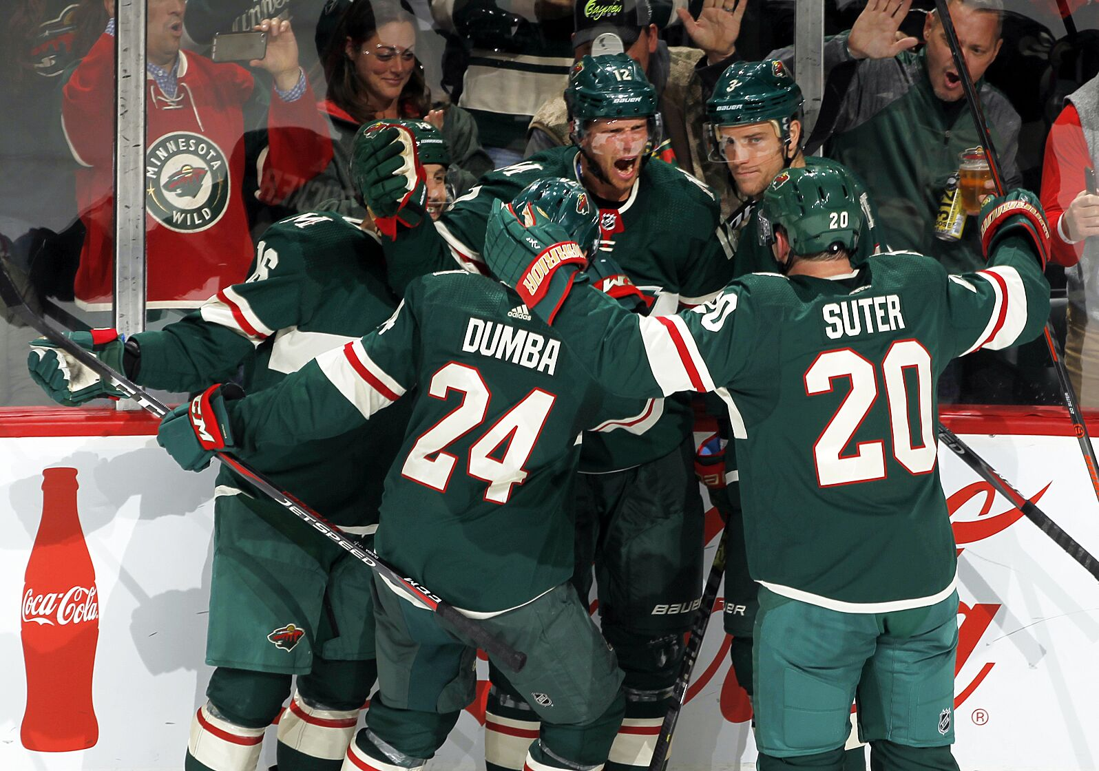 Minnesota Wild  A strong October gets the season underway - Page 3 f0609bbee